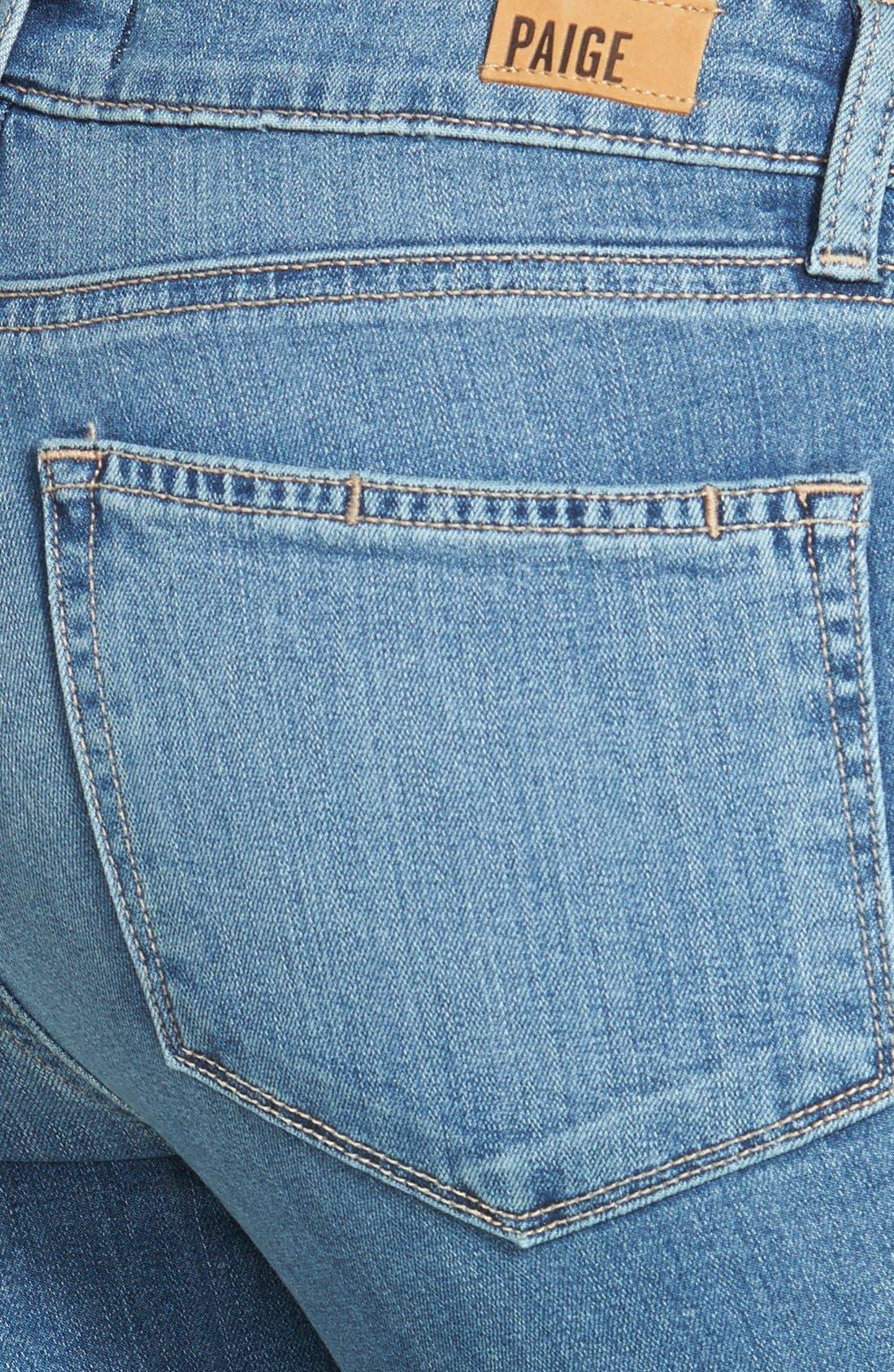 Alternate Image 3  - Paige Denim 'Verdugo' Ankle Skinny Jeans (Tegan)
