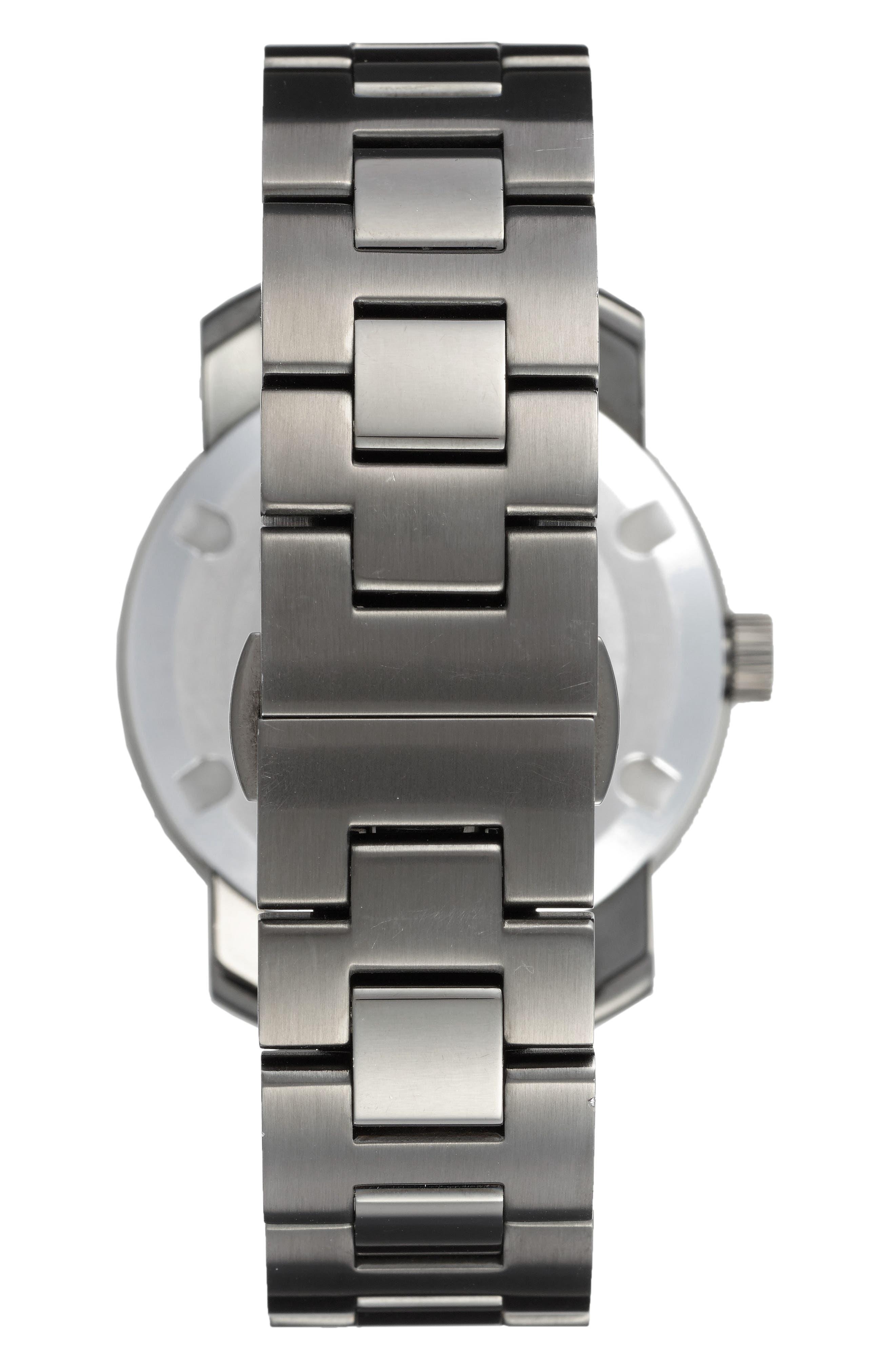 Alternate Image 2  - Movado 'Bold' Crystal Marker Bracelet Watch, 36mm