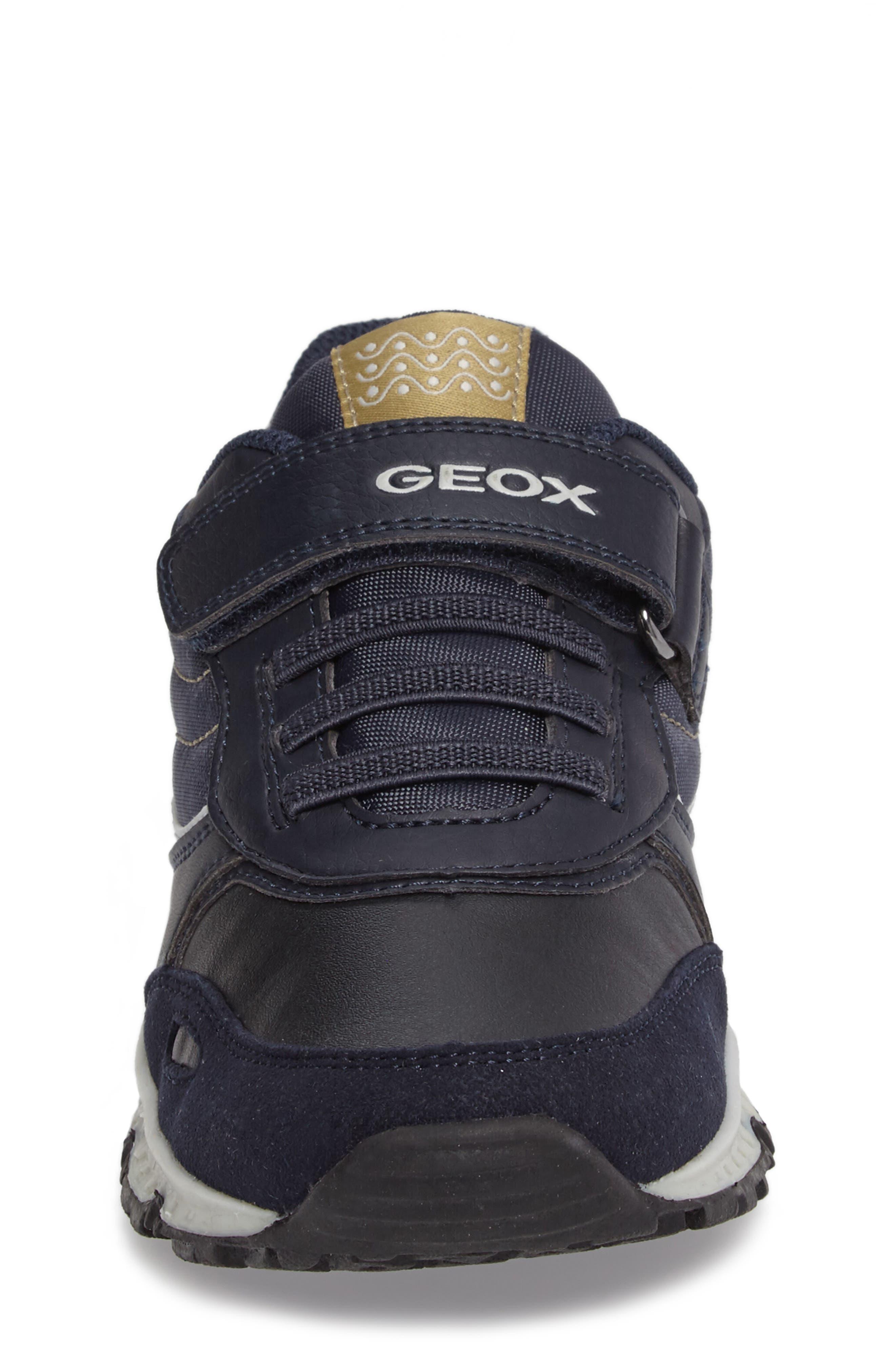 Alternate Image 4  - Geox Jr Bernie Sneaker (Toddler, Little Kid & Big Kid)