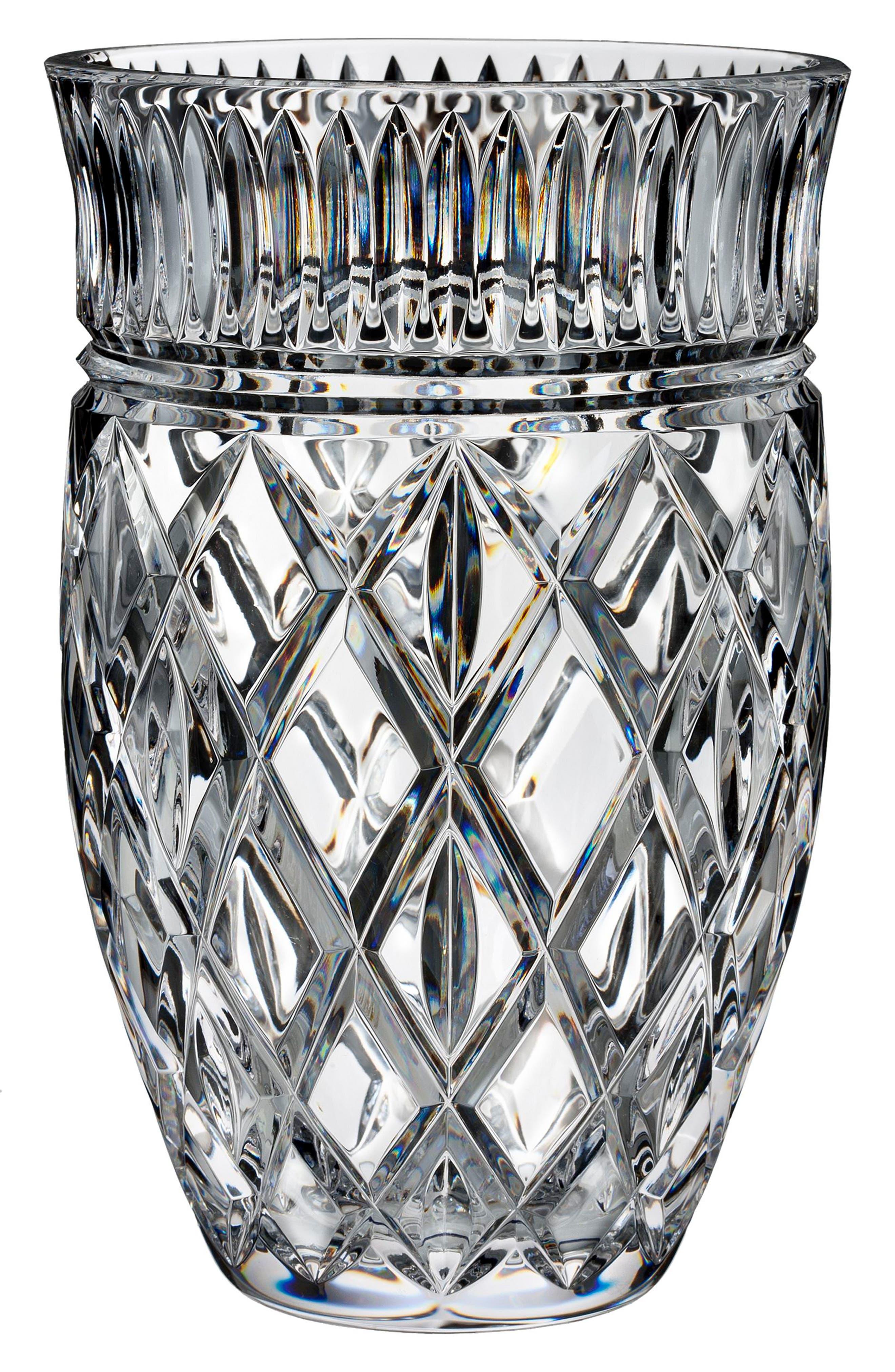 Alternate Image 1 Selected - Waterford Eastbridge Lead Crystal Vase