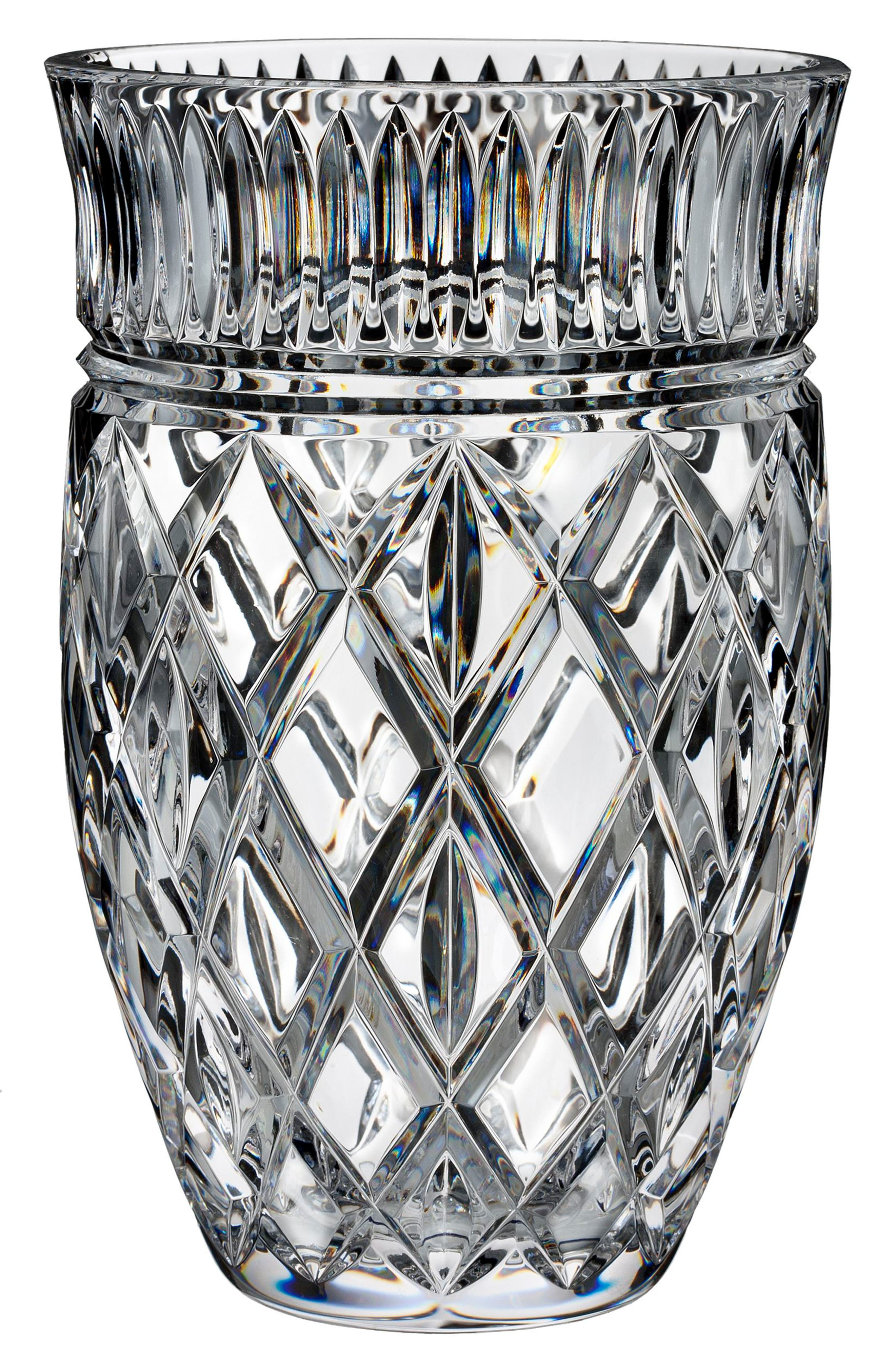 Waterford Eastbridge Lead Crystal Vase