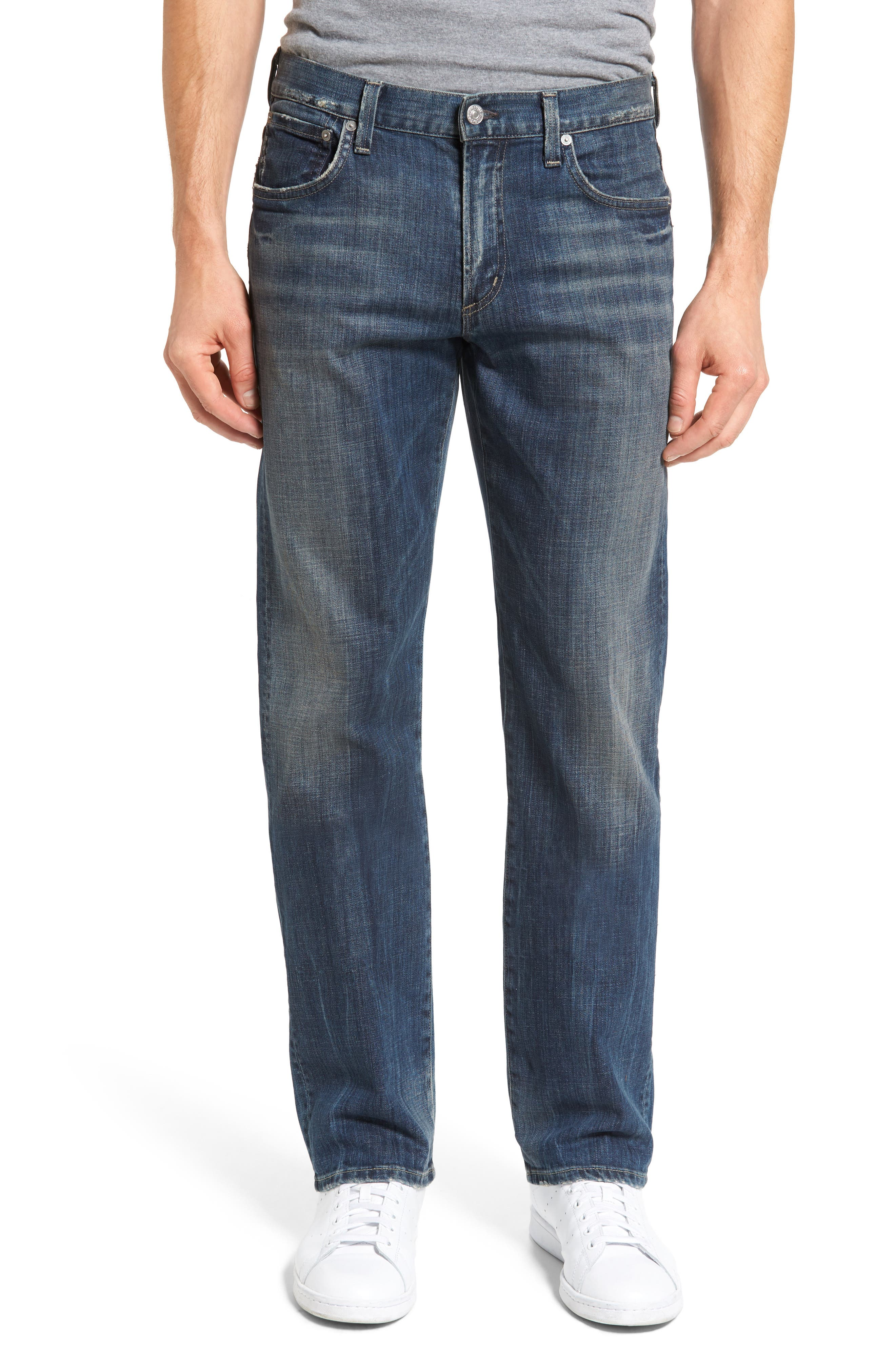Citizens of Humanity Sid Straight Leg Jeans (River)