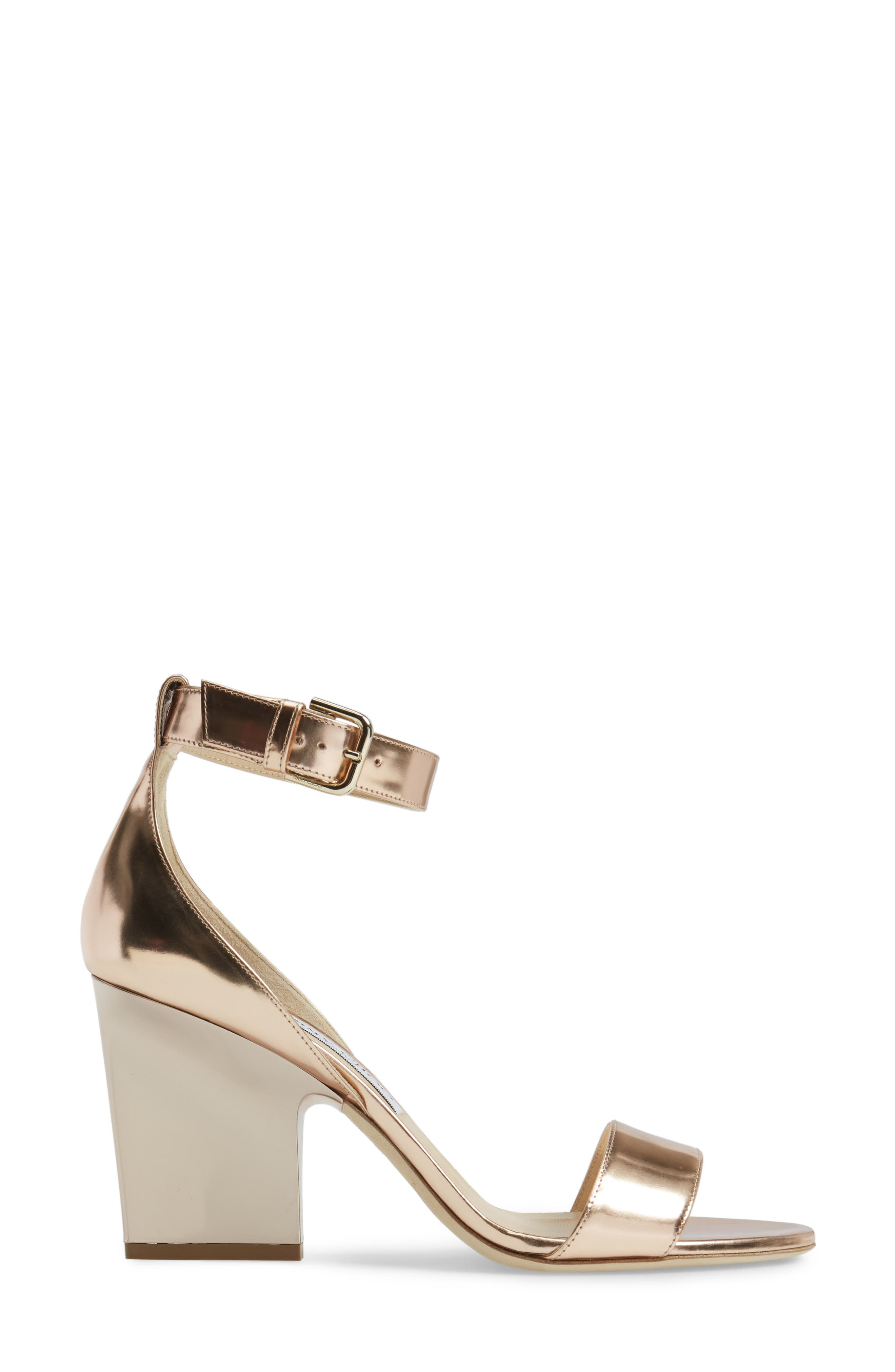 Alternate Image 3  - Jimmy Choo Edina Ankle Strap Sandal (Women)