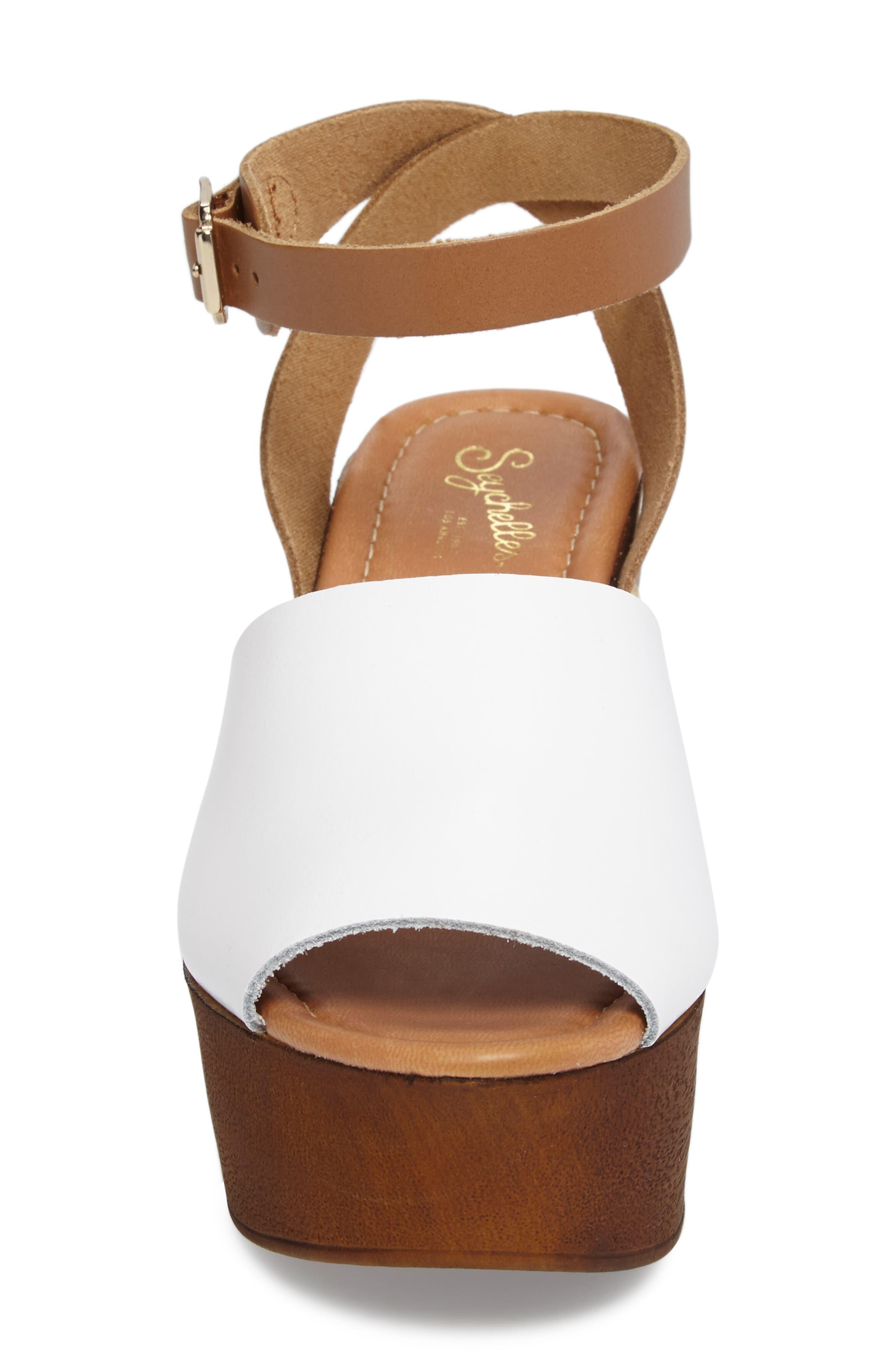 Alternate Image 4  - Seychelles Platform Wedge Sandal (Women)