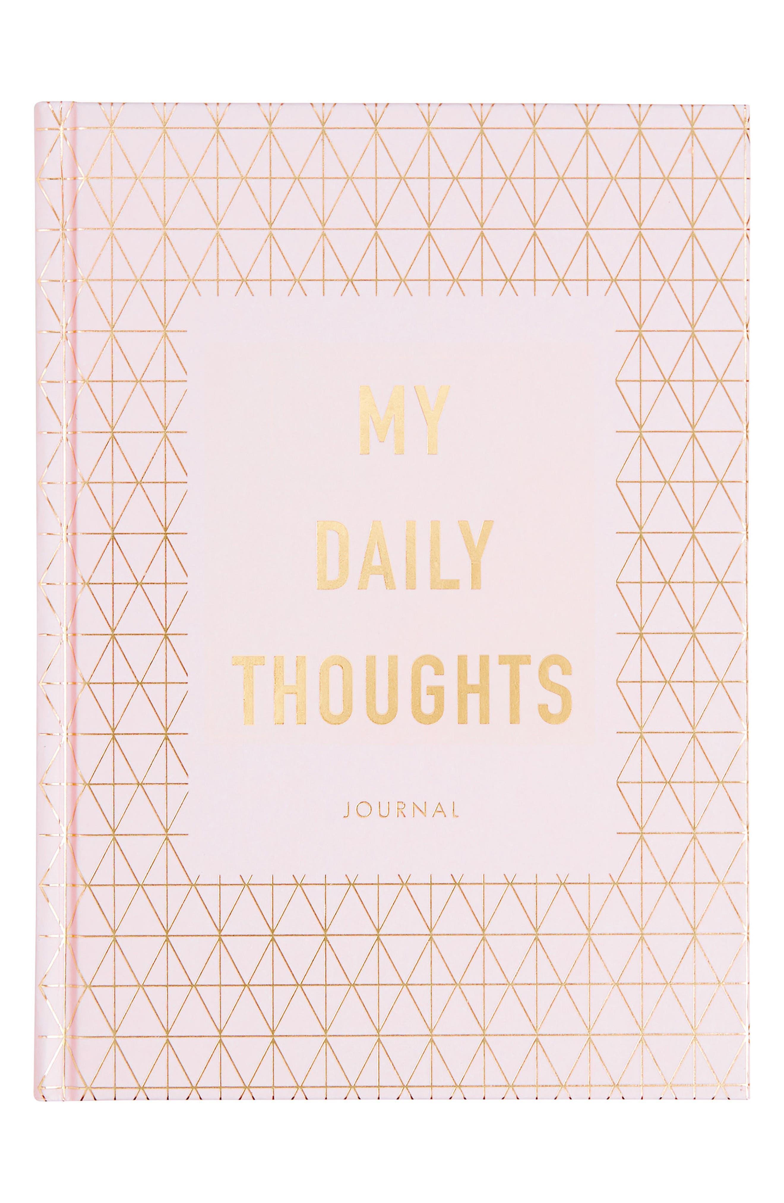 kikki.K My Daily Thoughts Journal