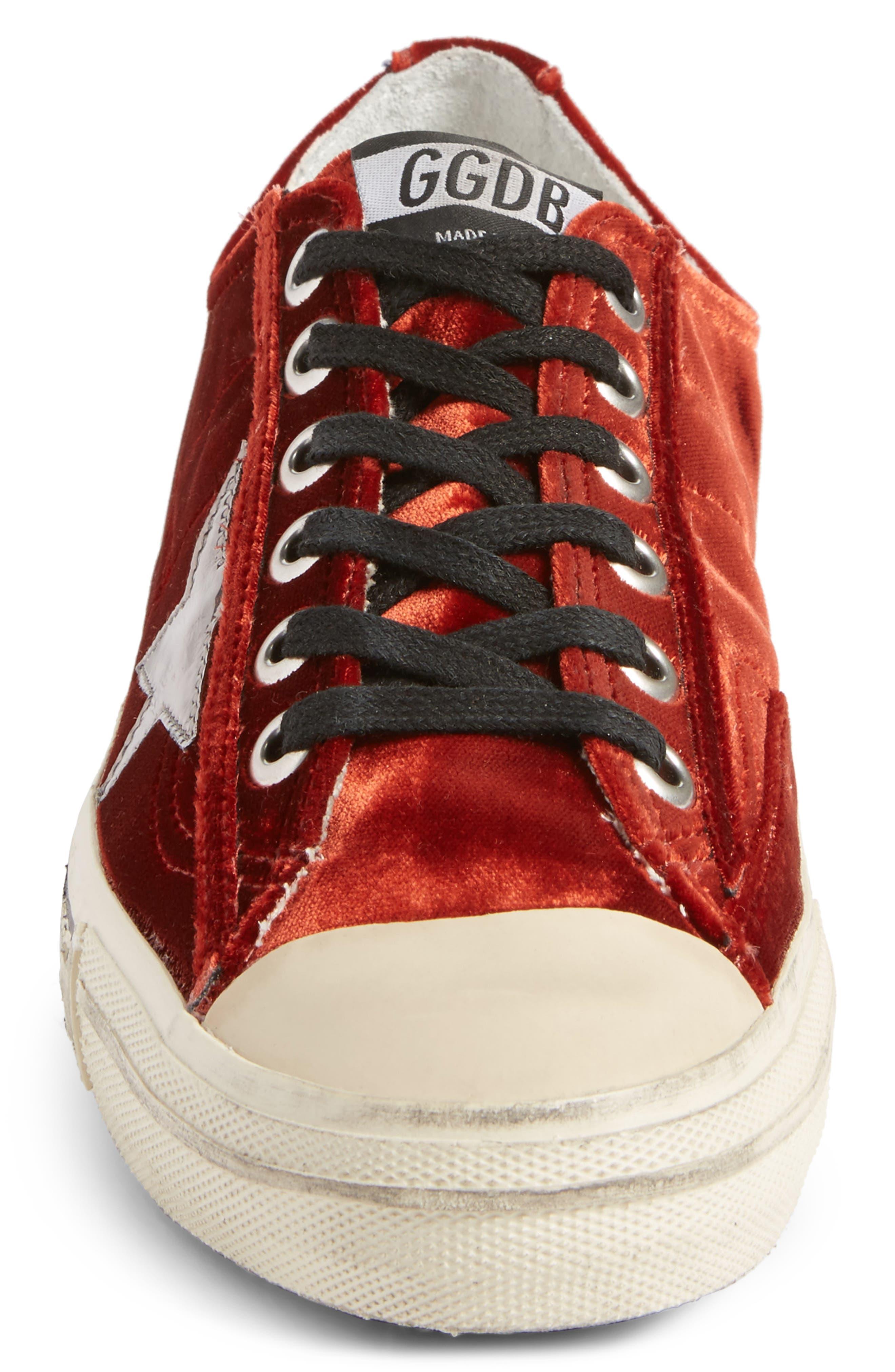 Alternate Image 4  - Golden Goose V-Star 2 Low Top Sneaker (Women)