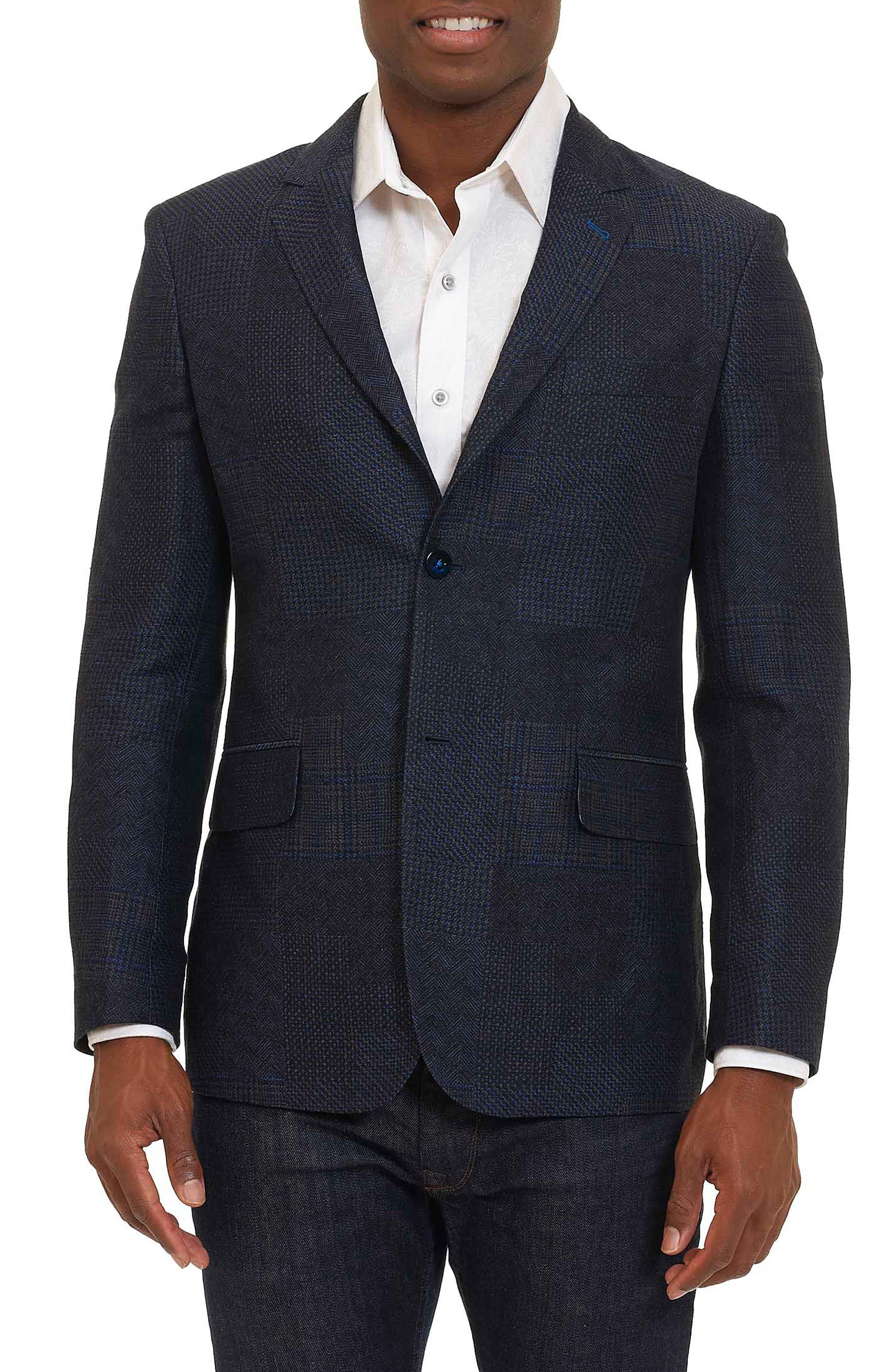 Robert Graham Varun Mix Weave Sport Coat