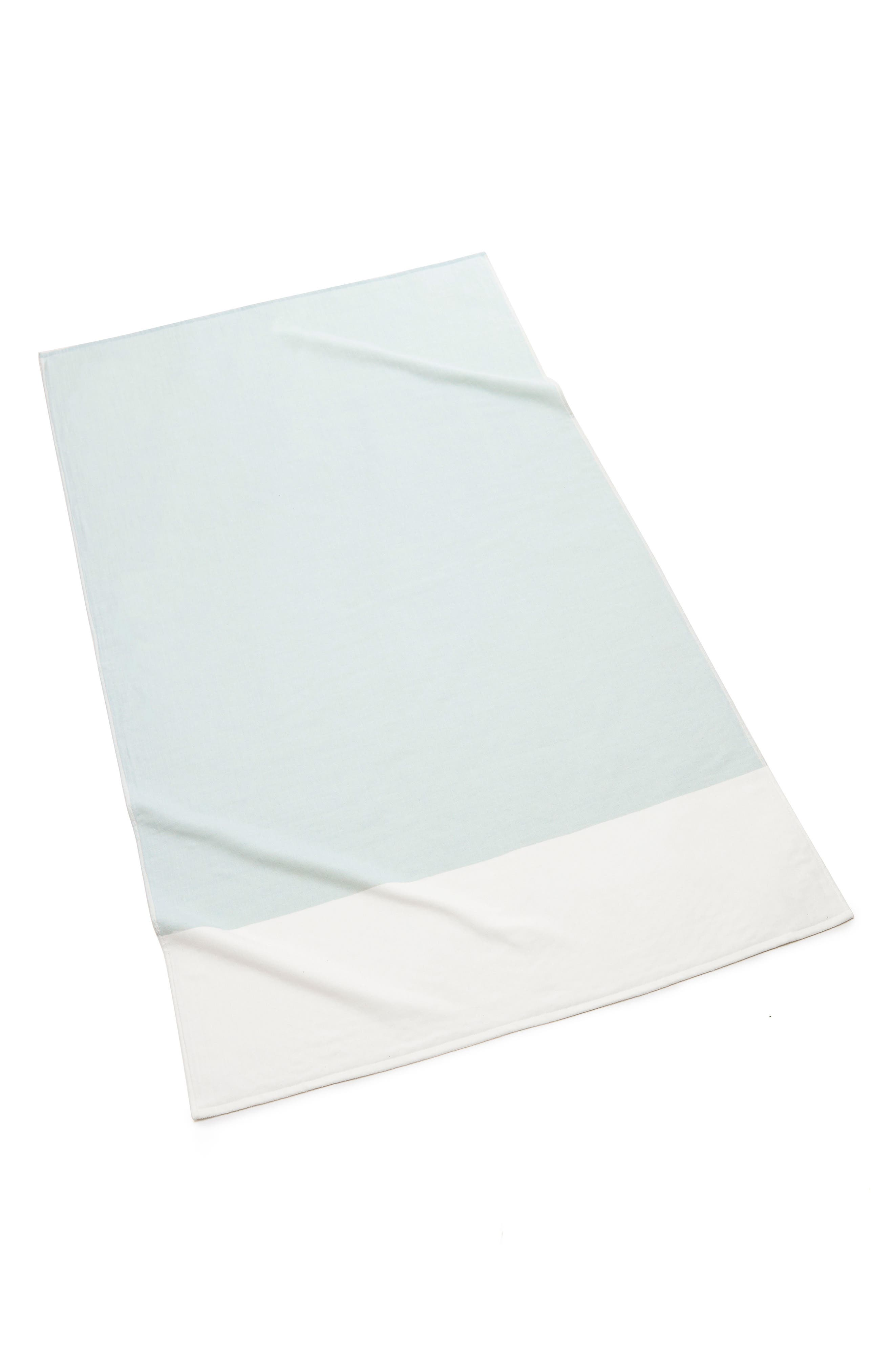 Alternate Image 1 Selected - KASSATEX Block Pareo Beach Towel