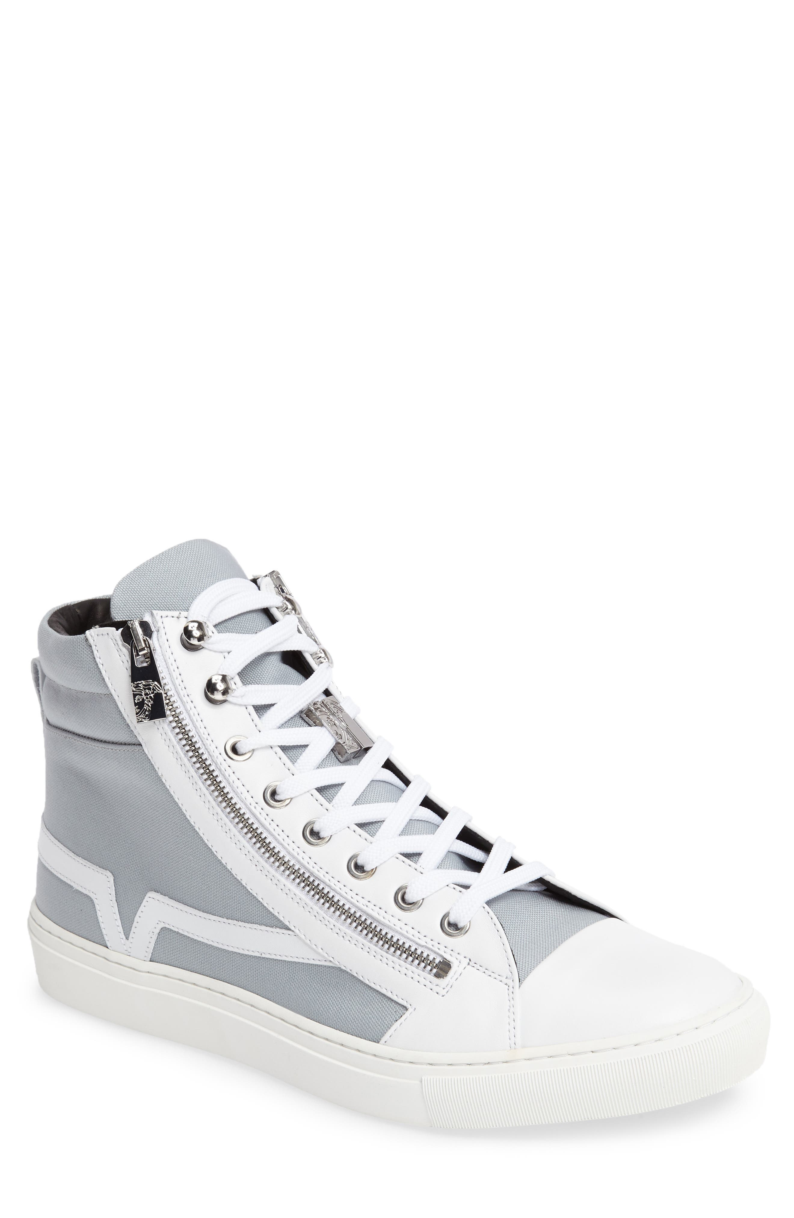 VERSACE COLLECTION High Top Sneaker