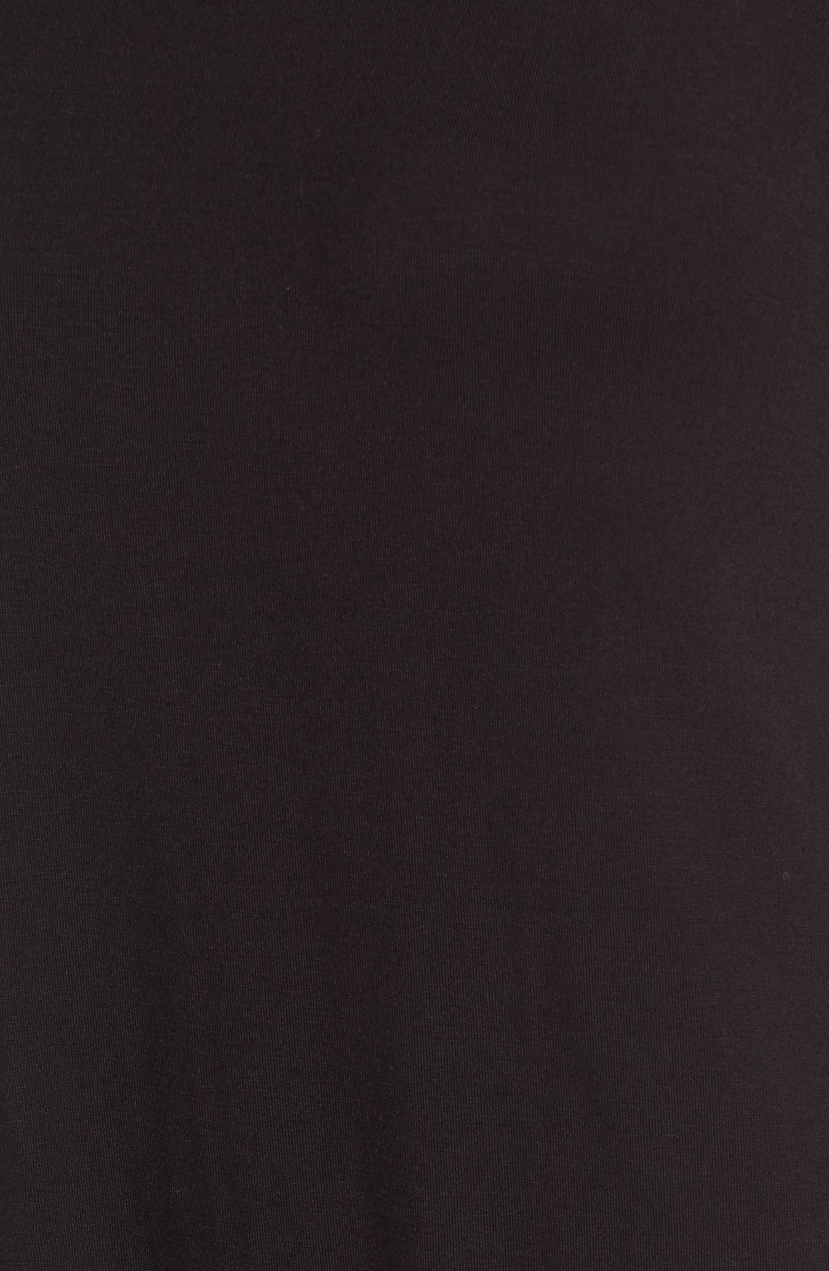 Alternate Image 5  - Bobeau Back Cutout Tunic Dress (Regular & Petite)