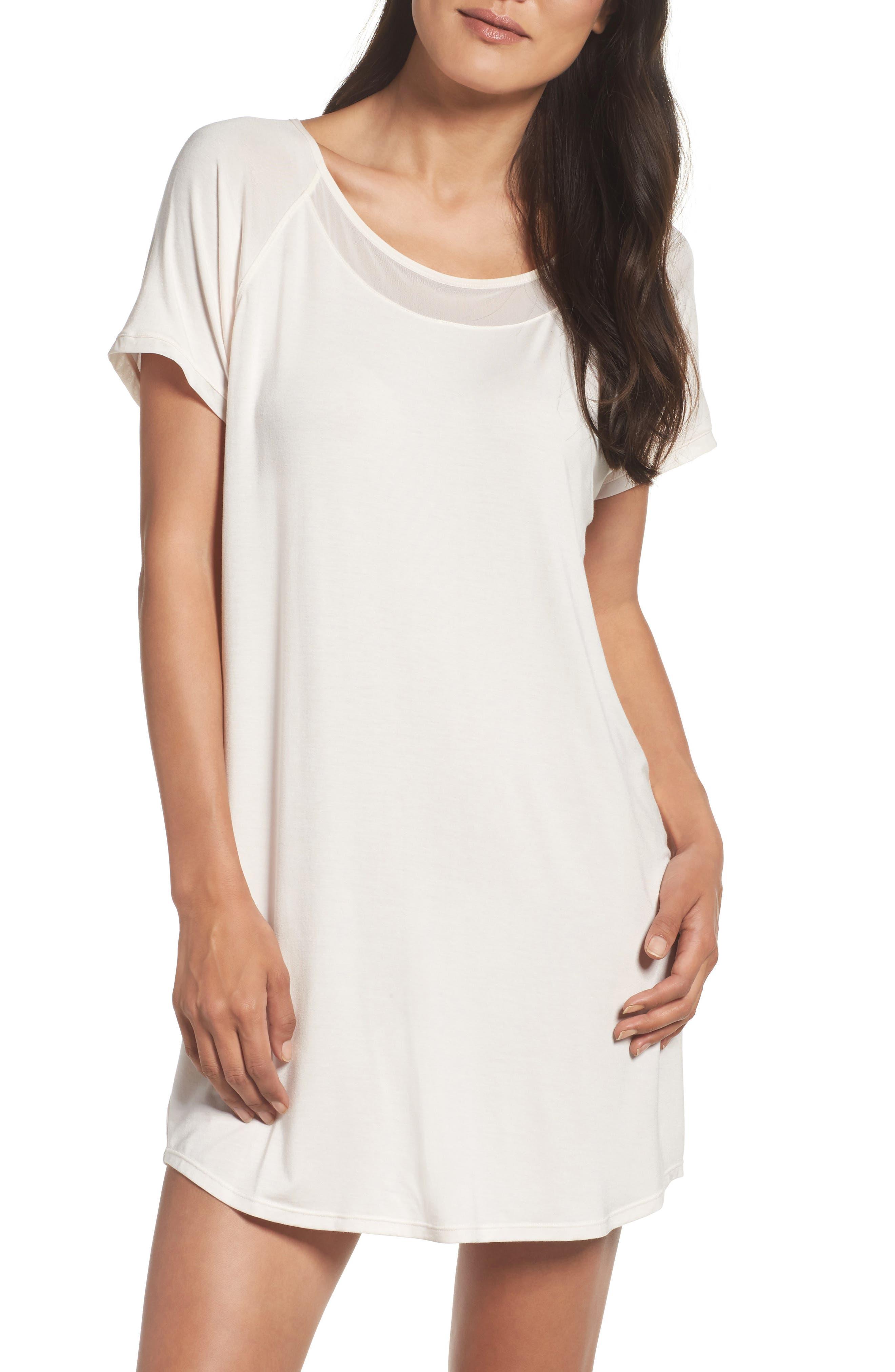 Alternate Image 1 Selected - Naked Sleep Shirt