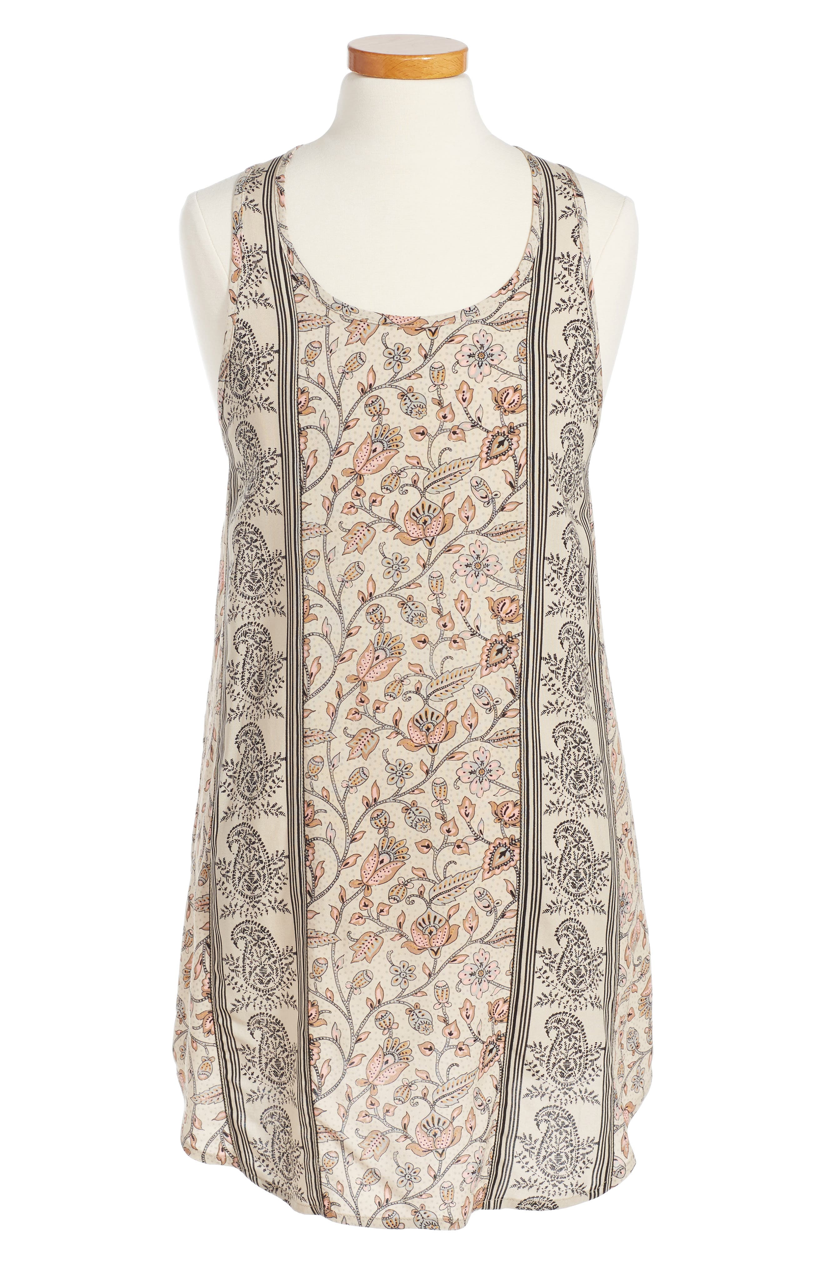 O'Neill Philomena Print Dress (Big Girls)