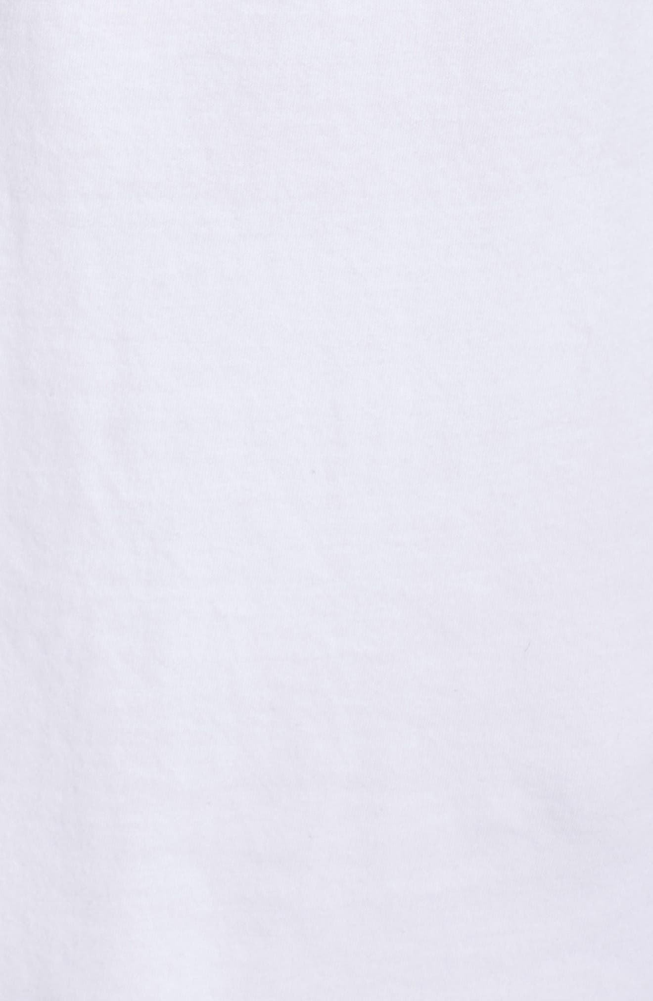 Alternate Image 5  - Bardot Lace-Up Shirtdress