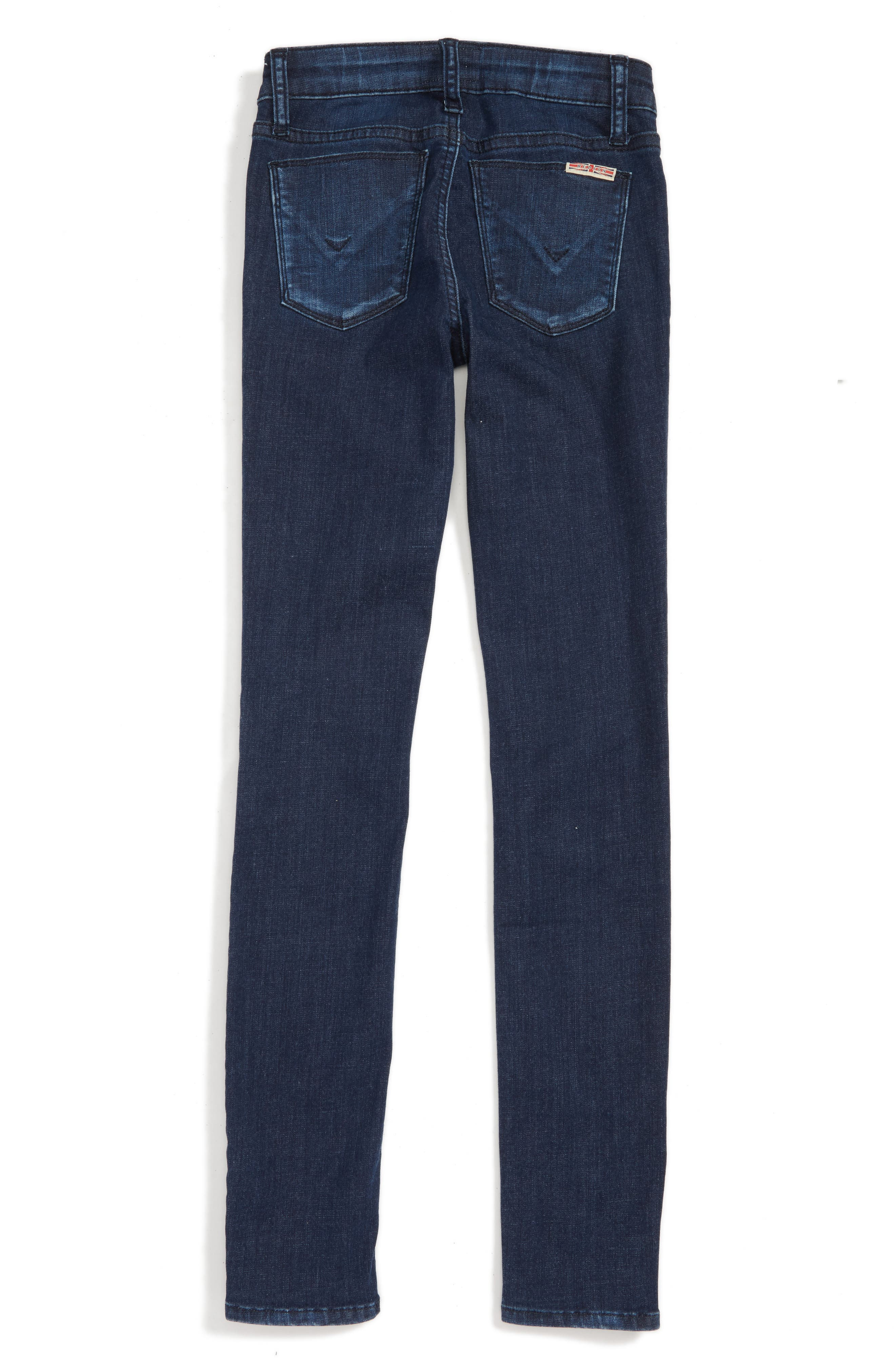 Dolly Skinny Jeans,                             Alternate thumbnail 3, color,                             Antique