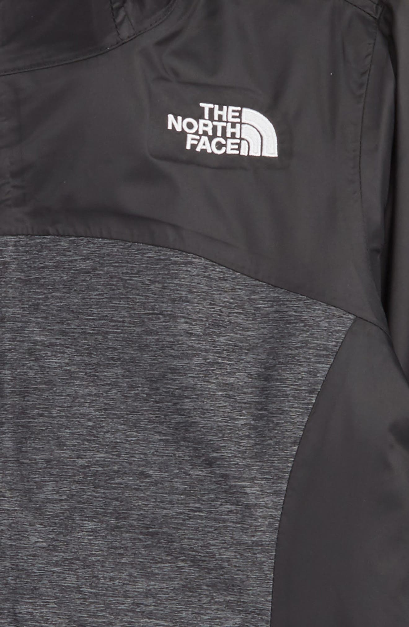 Osolita TriClimate<sup>®</sup> Waterproof 3-in-1 Jacket,                             Alternate thumbnail 2, color,                             Tnf Black