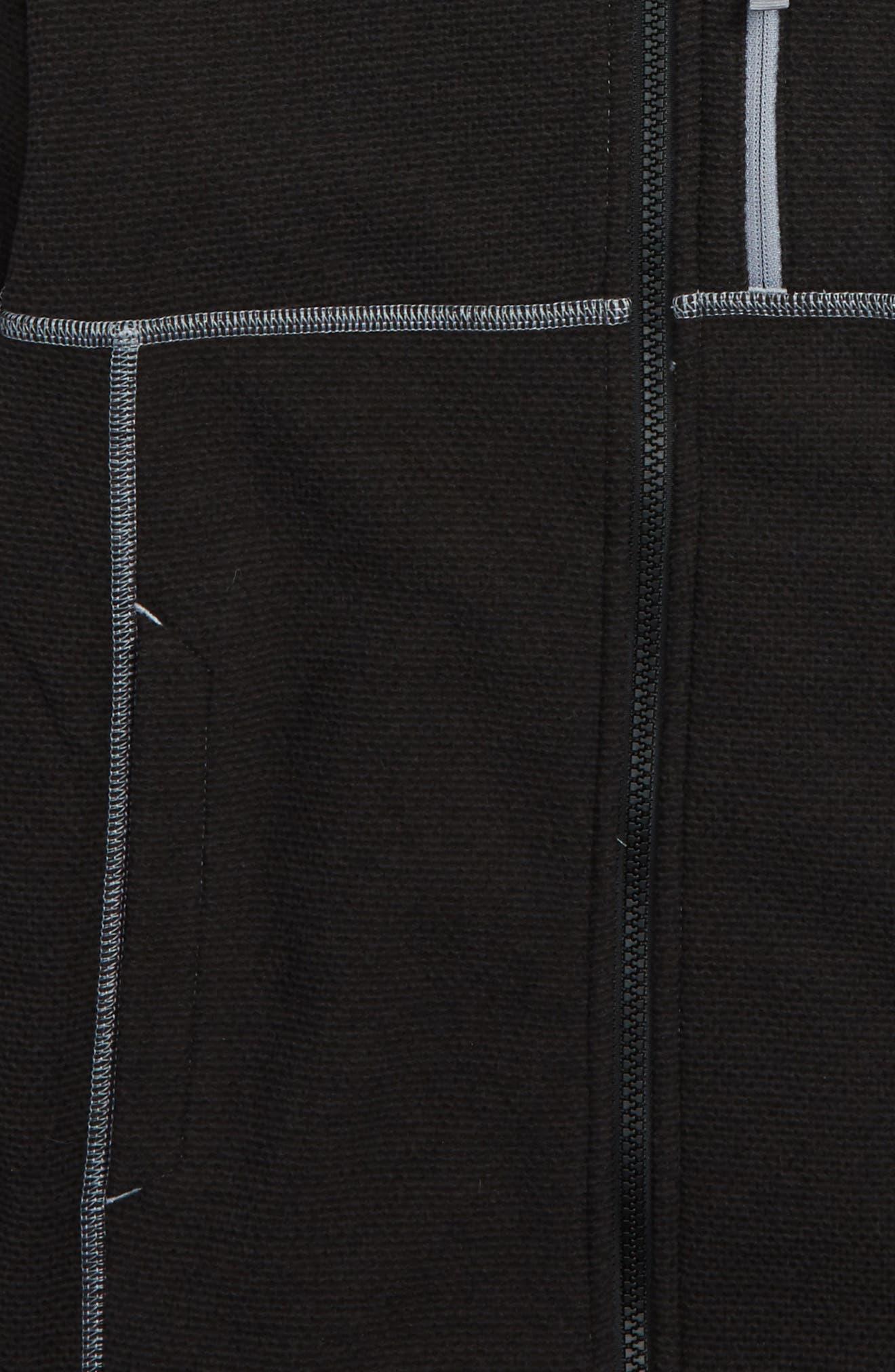 Alternate Image 2  - The North Face Cap Rock Fleece Jacket (Big Boys)