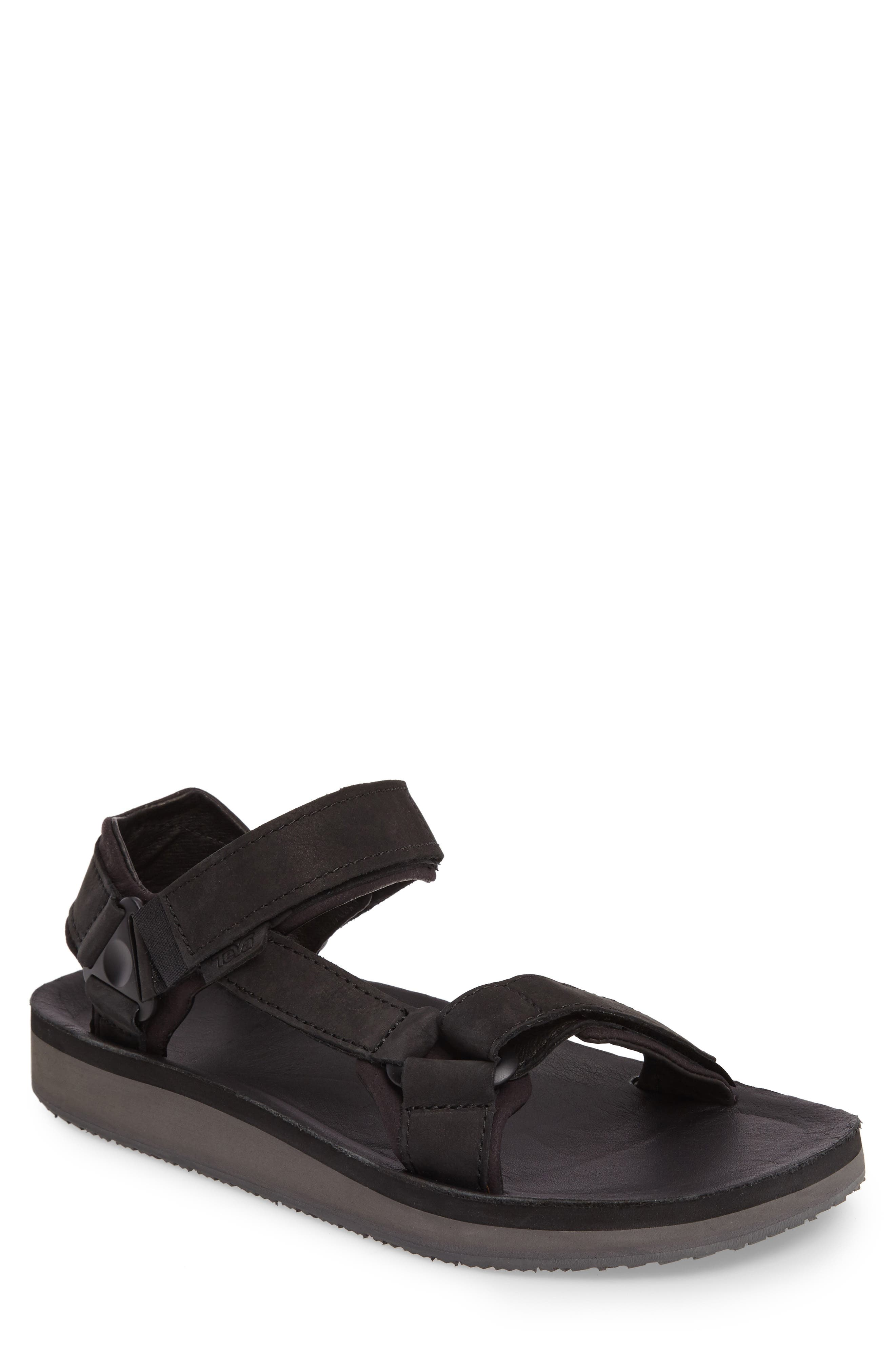 Original Universal Premier Sandal,                         Main,                         color, Black