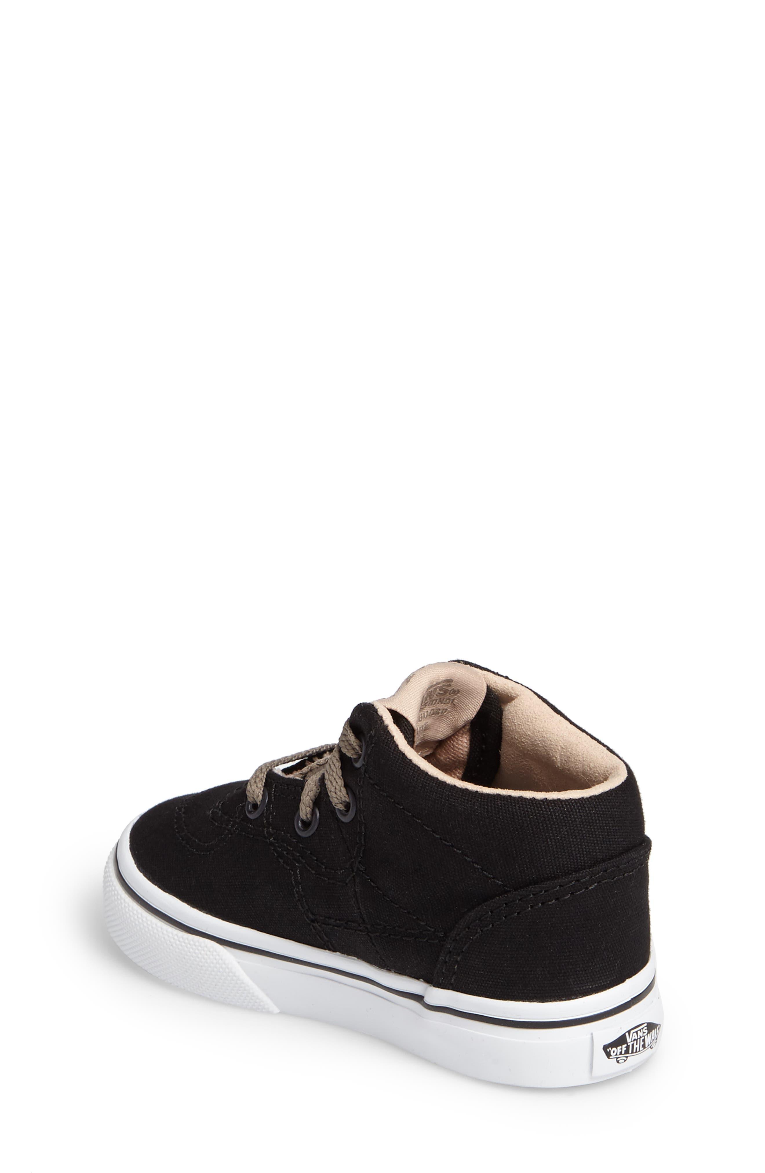 Alternate Image 2  - Vans Half Cab Sneaker (Baby, Walker & Toddler)