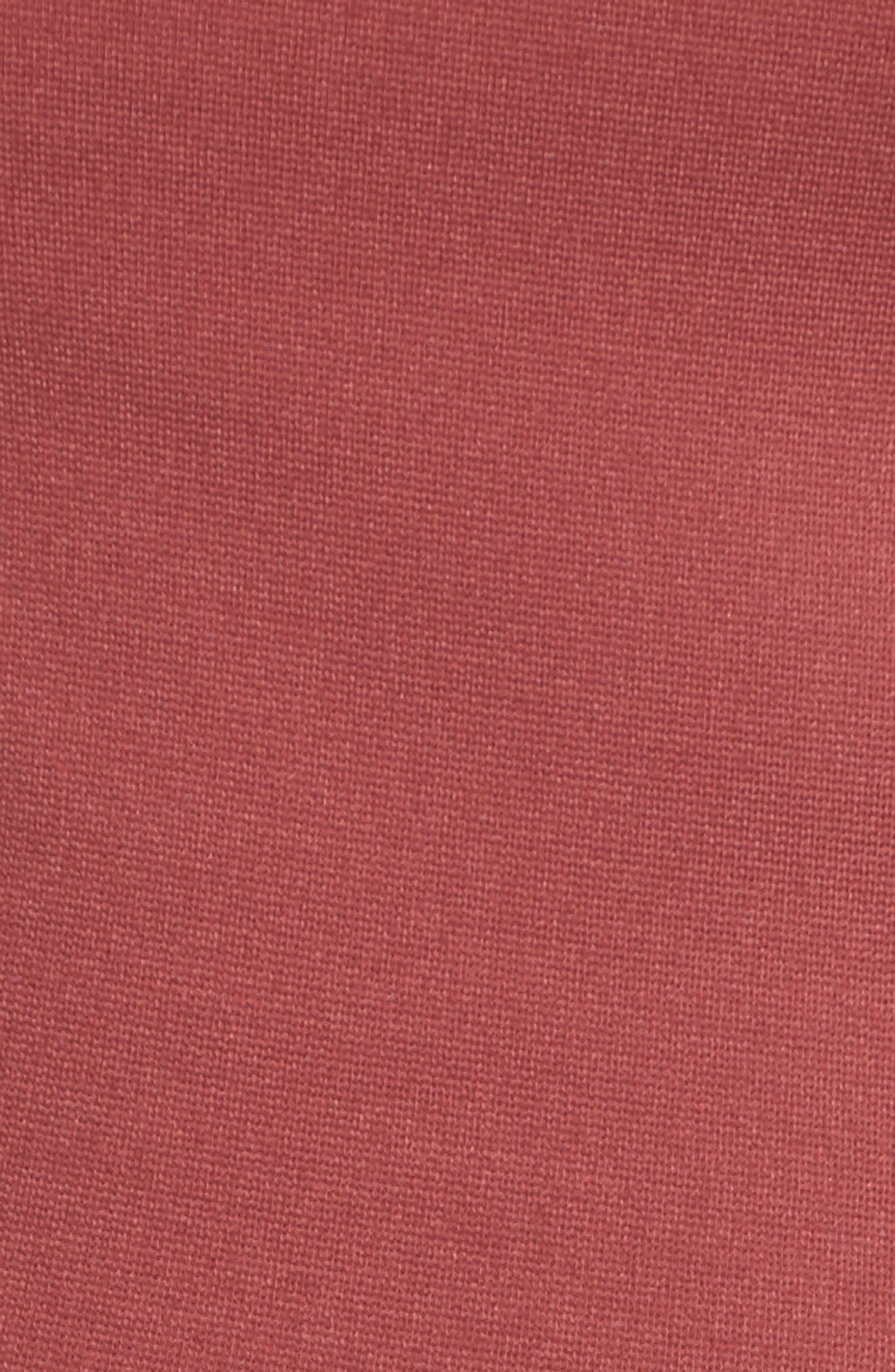 Alternate Image 5  - Leith Stretch Knit Midi Dress