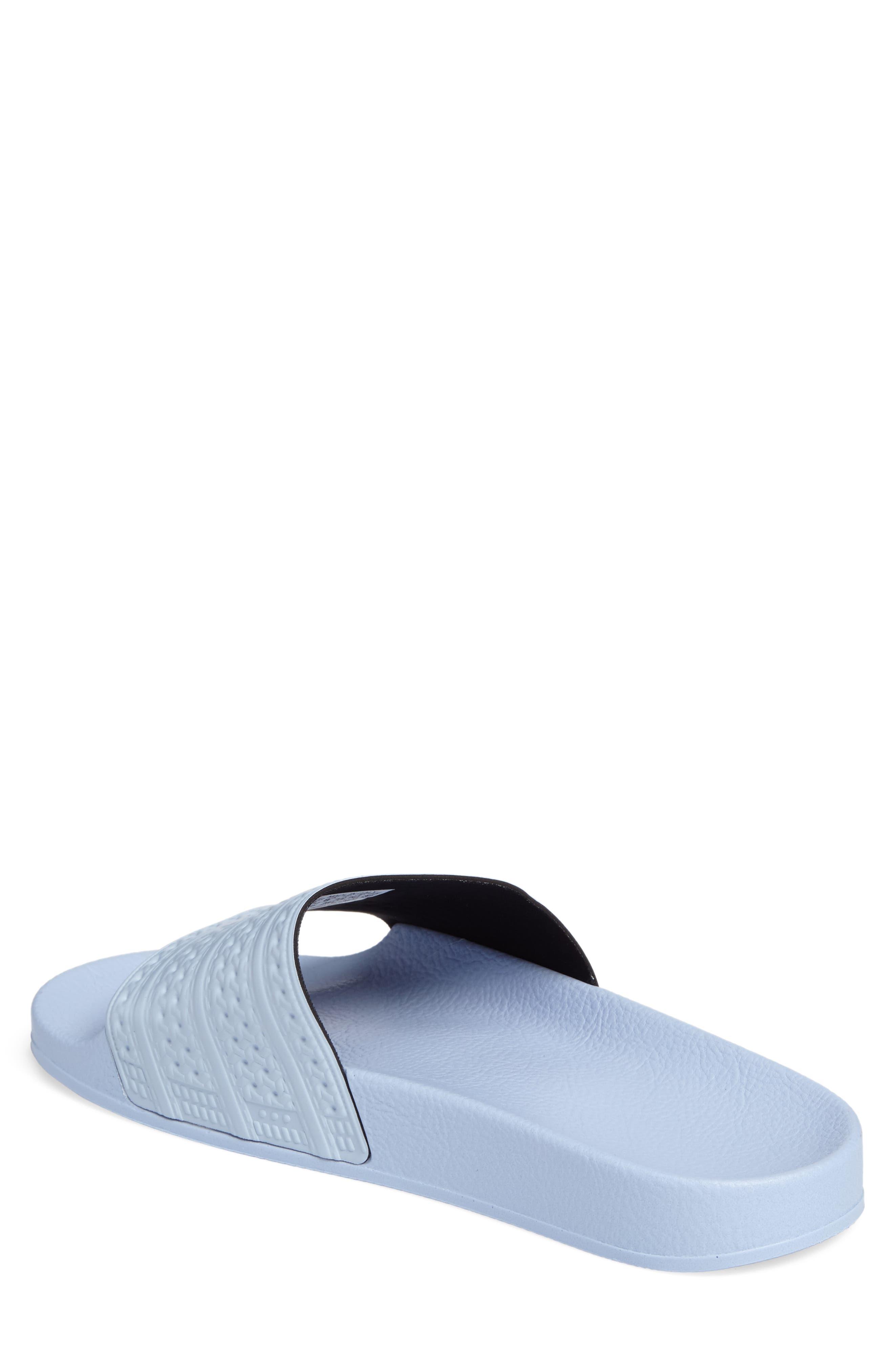 Alternate Image 2  - adidas Adilette Slide Sandal (Men)