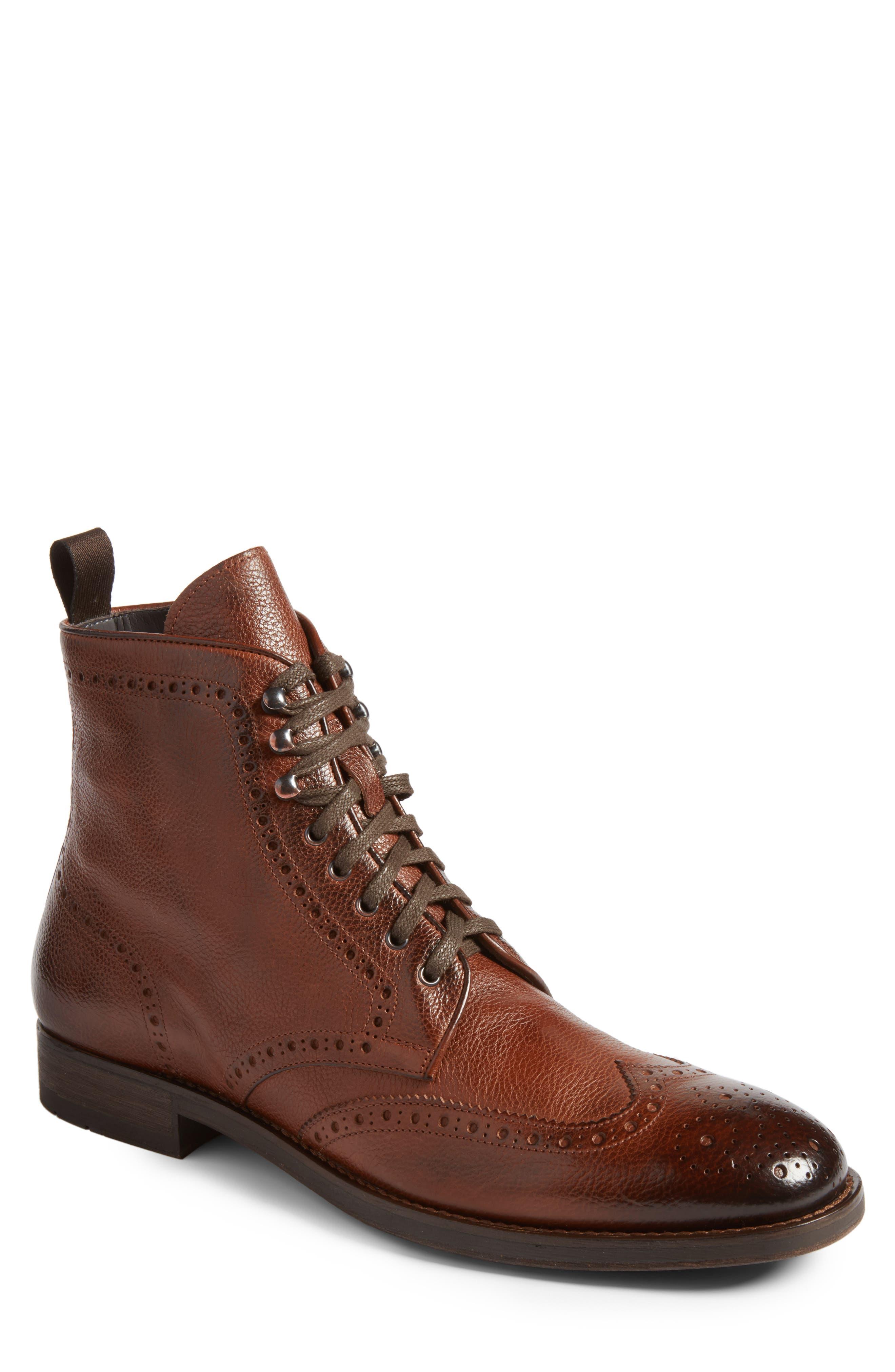 To Boot New York Bruckner Wingtip Boot (Men)