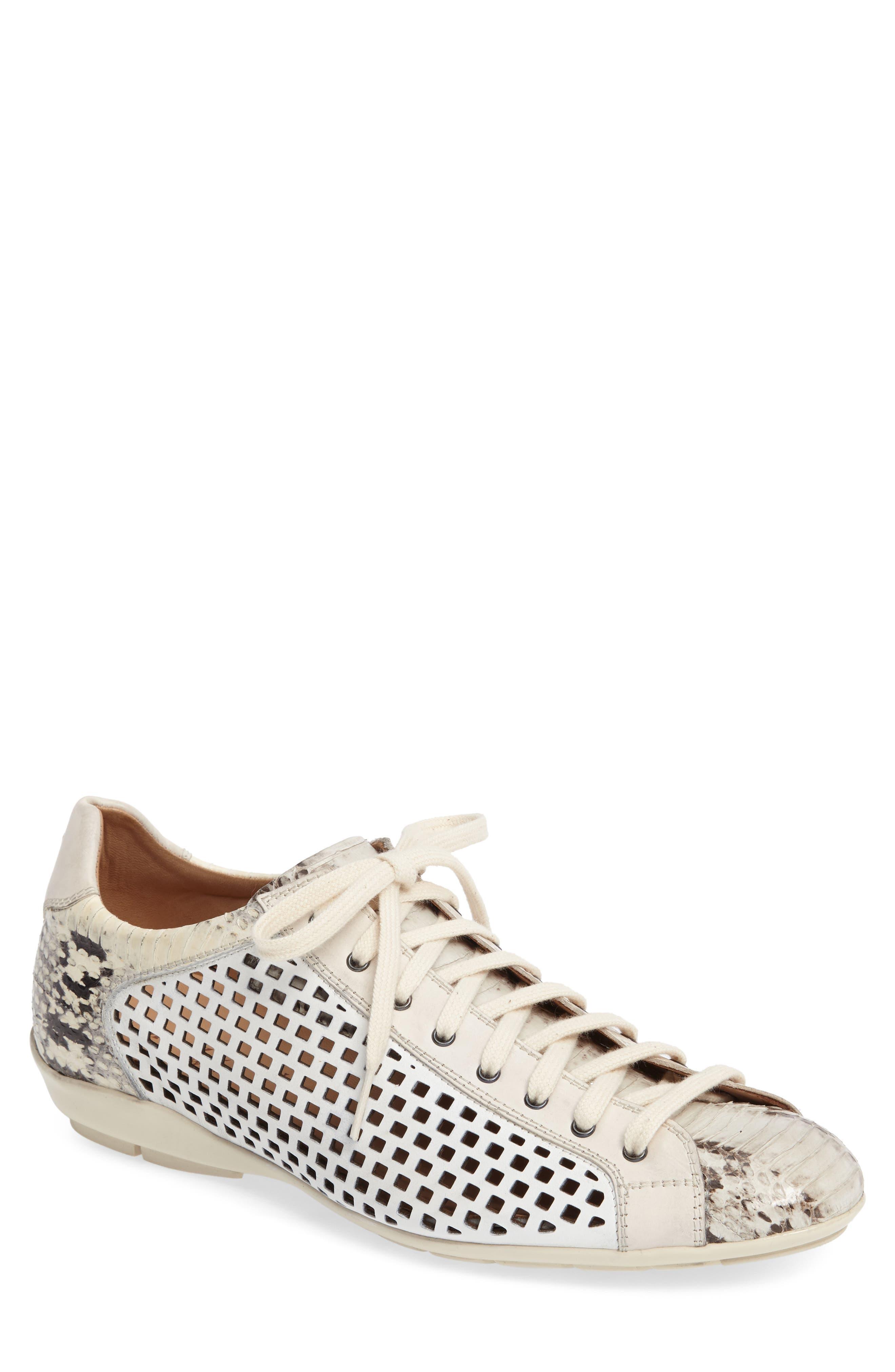 Scharf Sneaker,                         Main,                         color, Bone