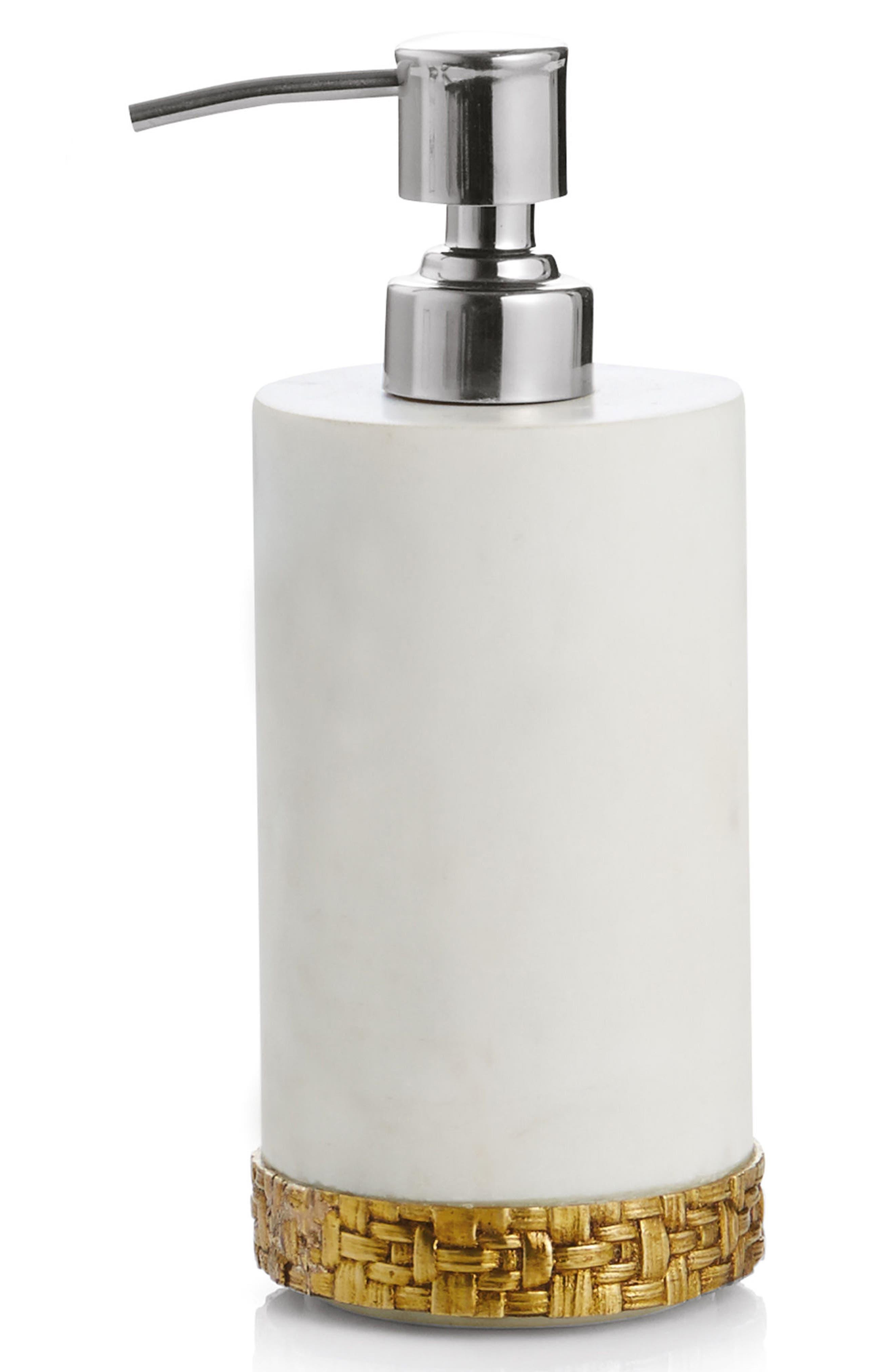 Palm Soap Dispenser,                         Main,                         color, Palm