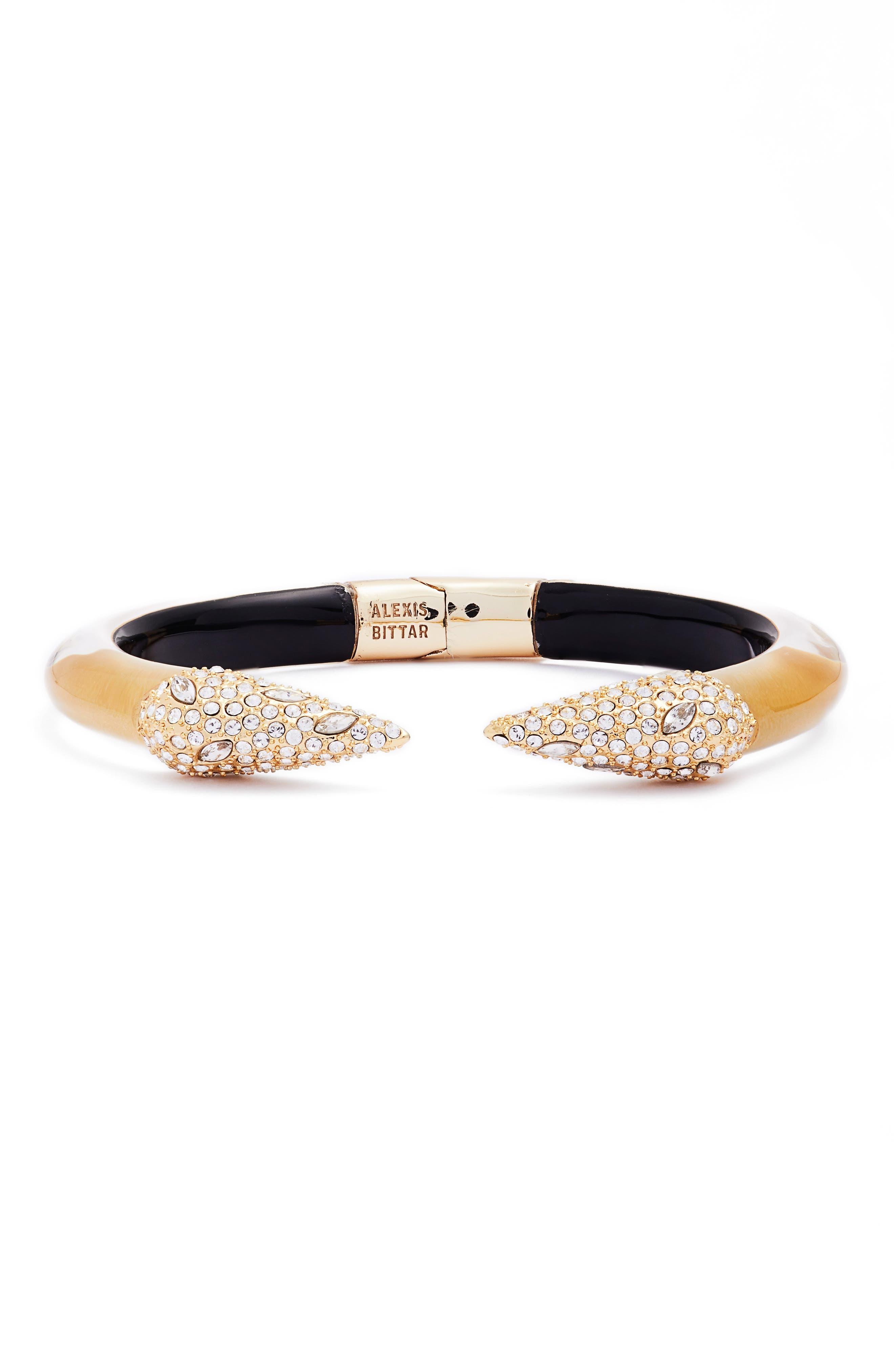 Alternate Image 1 Selected - Alexis Bittar Encrusted Hinge Bracelet