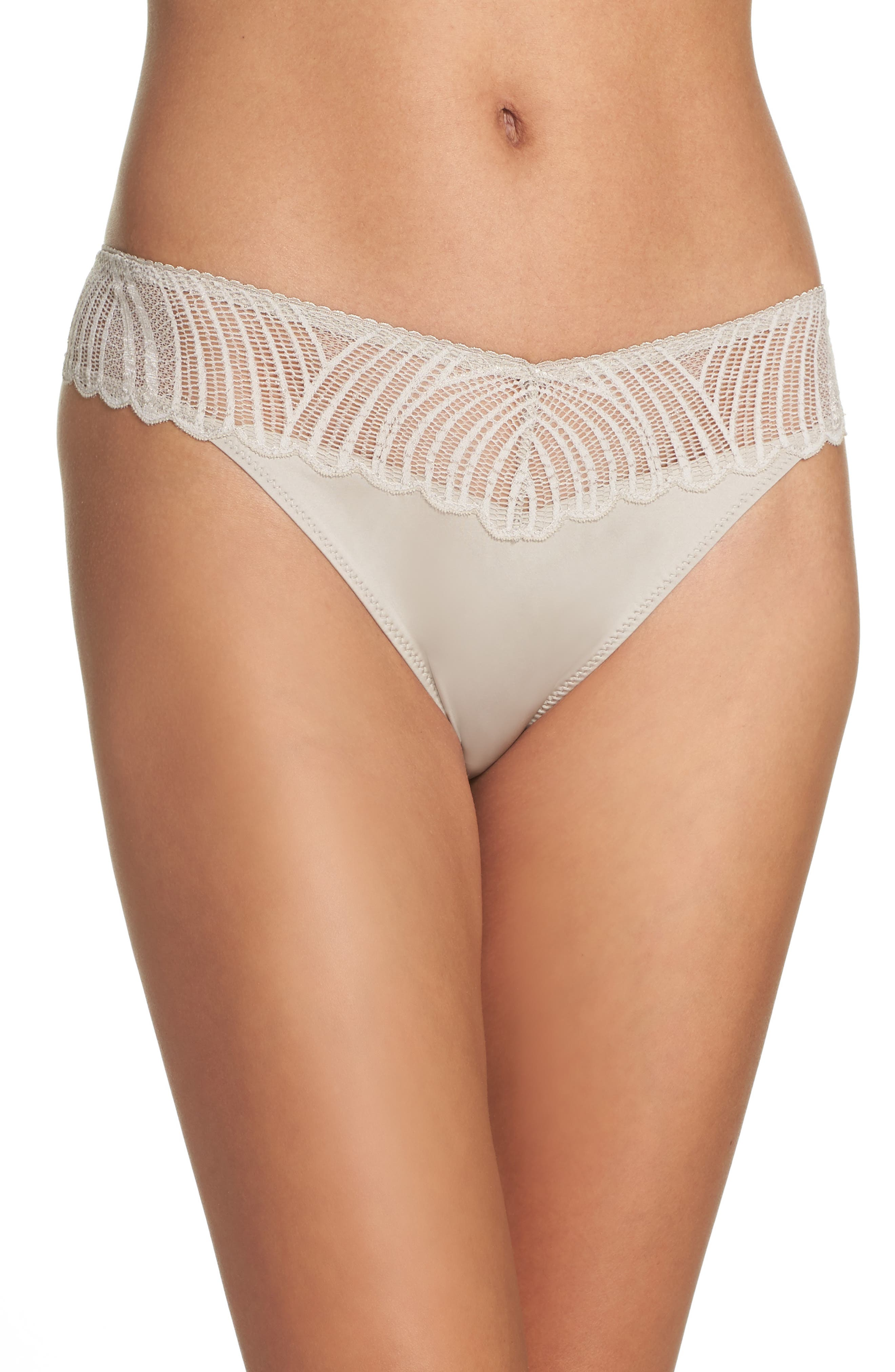 Cosabella Minoa Low Rise Thong (Plus Size)