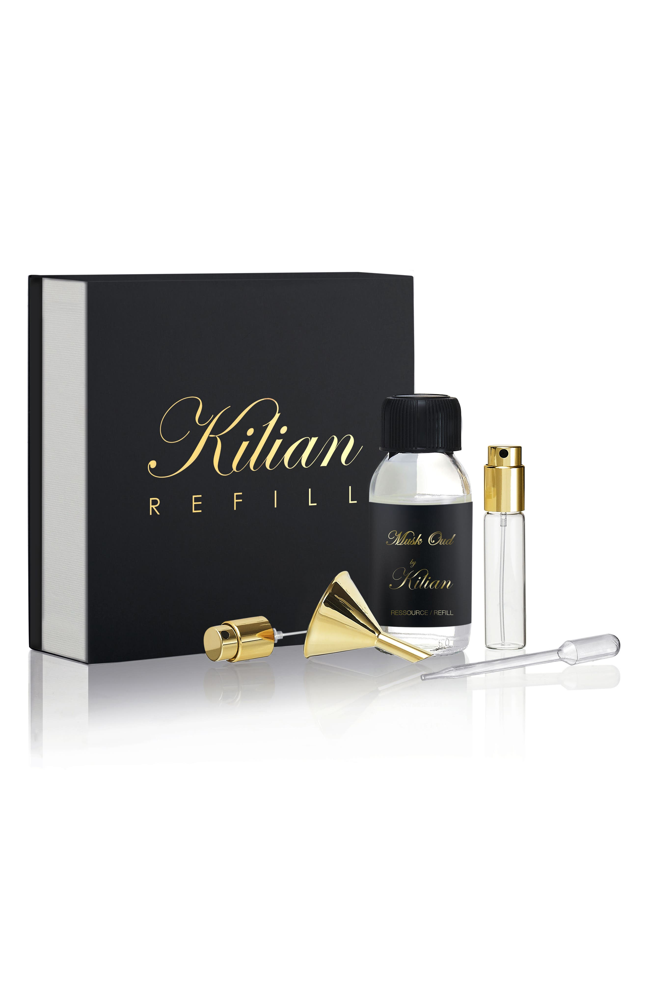 Alternate Image 1 Selected - Kilian Musk Oud Refill Set