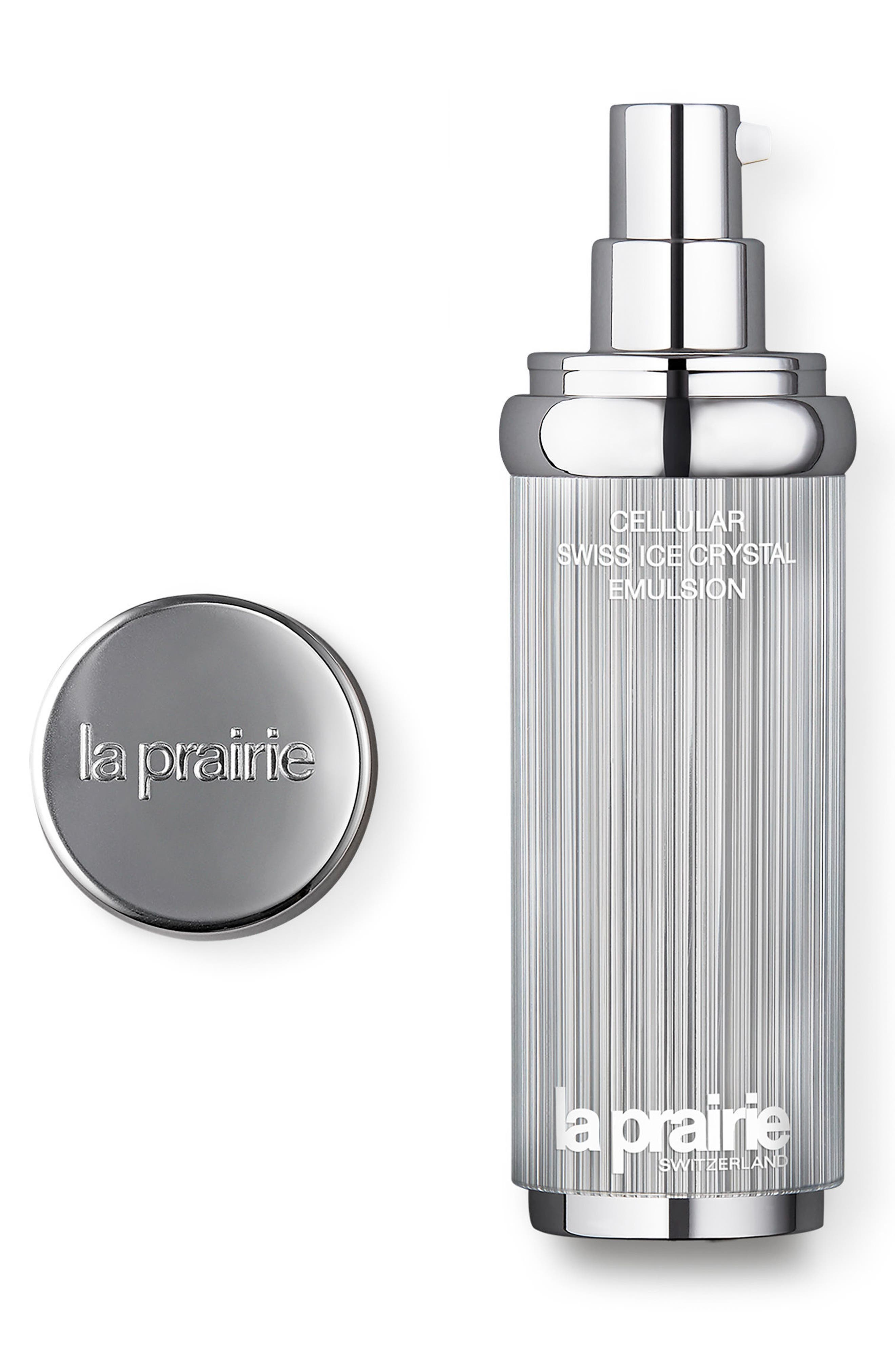 Alternate Image 2  - La Prairie Cellular Swiss Ice Crystal Emulsion