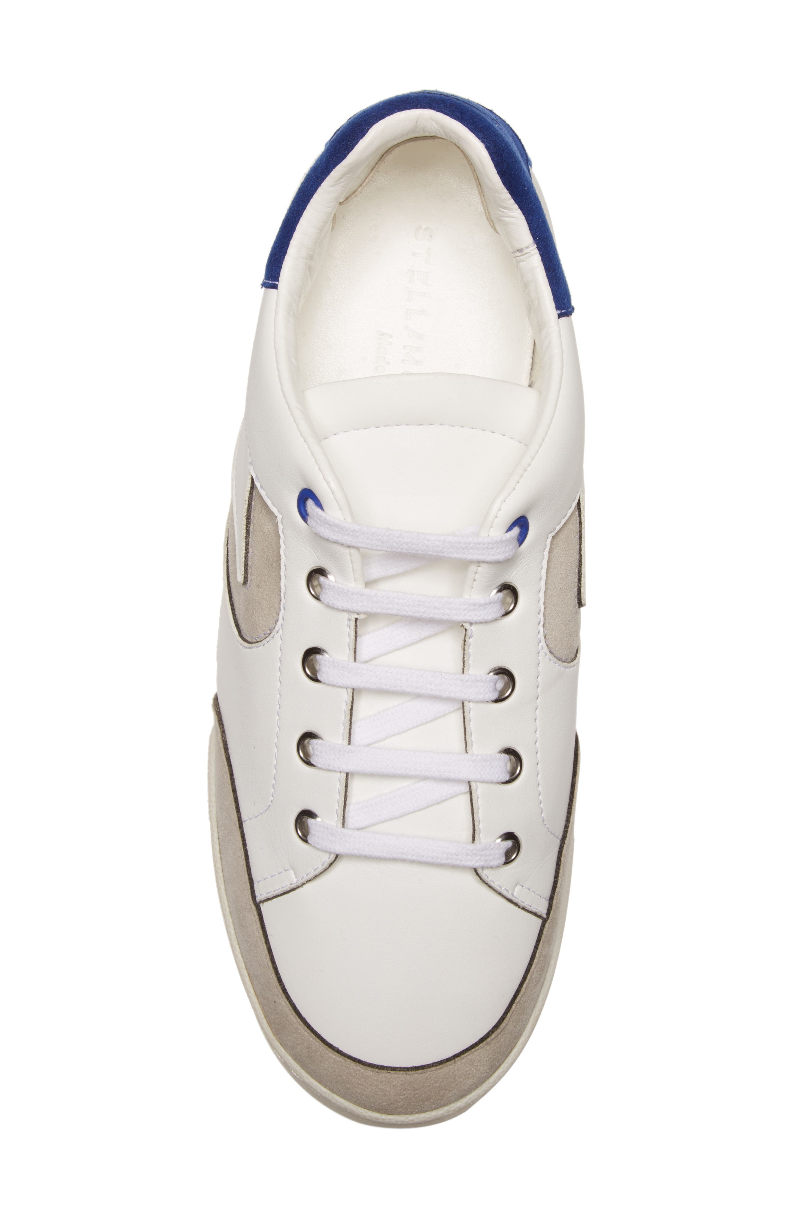 Alternate Image 5  - Stella McCartney Logo Sneaker (Women)