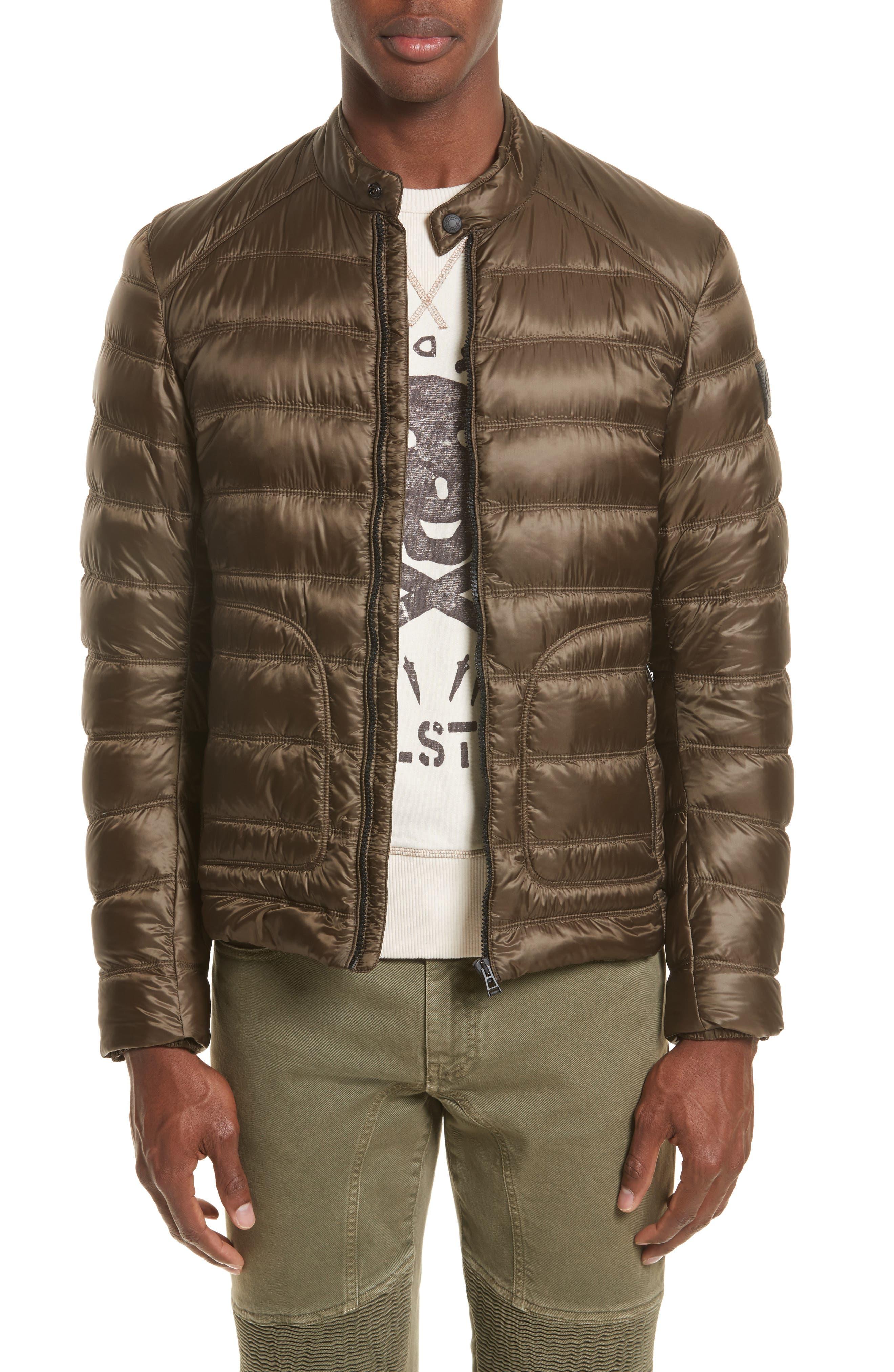 Main Image - Belstaff Halewood Quilted Down Jacket