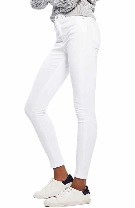 Topshop Jamie High Waist Ankle Skinny Jeans (Regular & Petite) By TOPSHOP by TOPSHOP Coupon