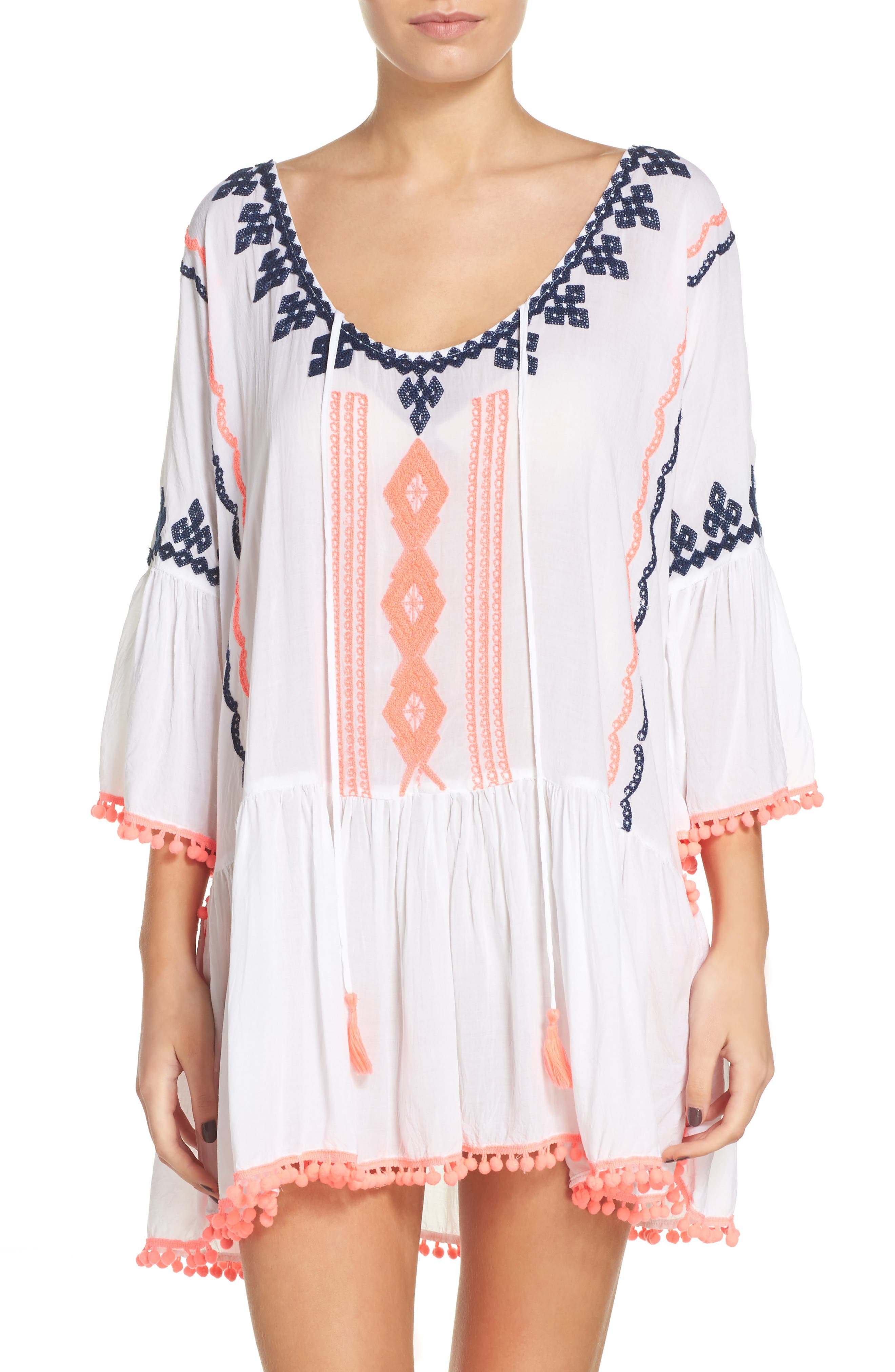 Surf Gypsy Cover-Up Tunic