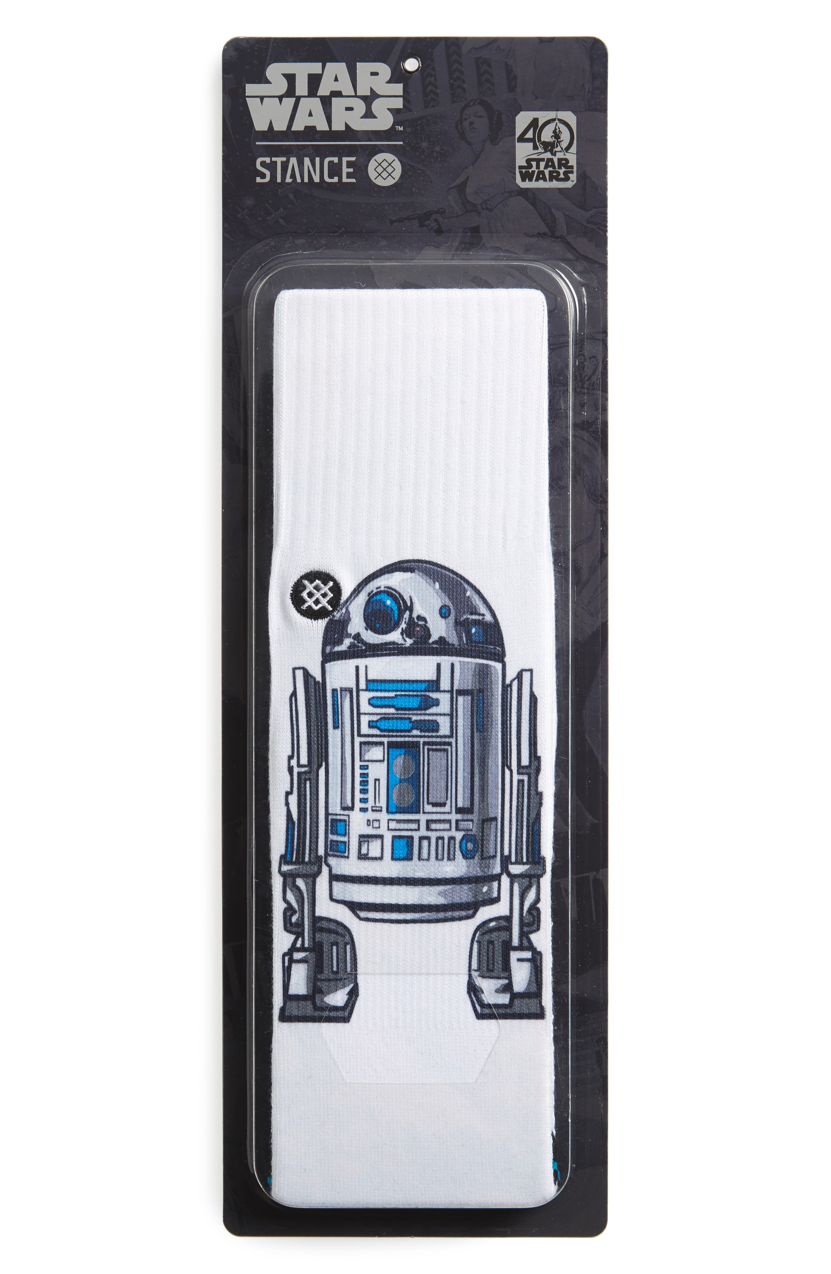 Star Wars<sup>™</sup> Prime Condition Socks,                             Alternate thumbnail 2, color,                             White