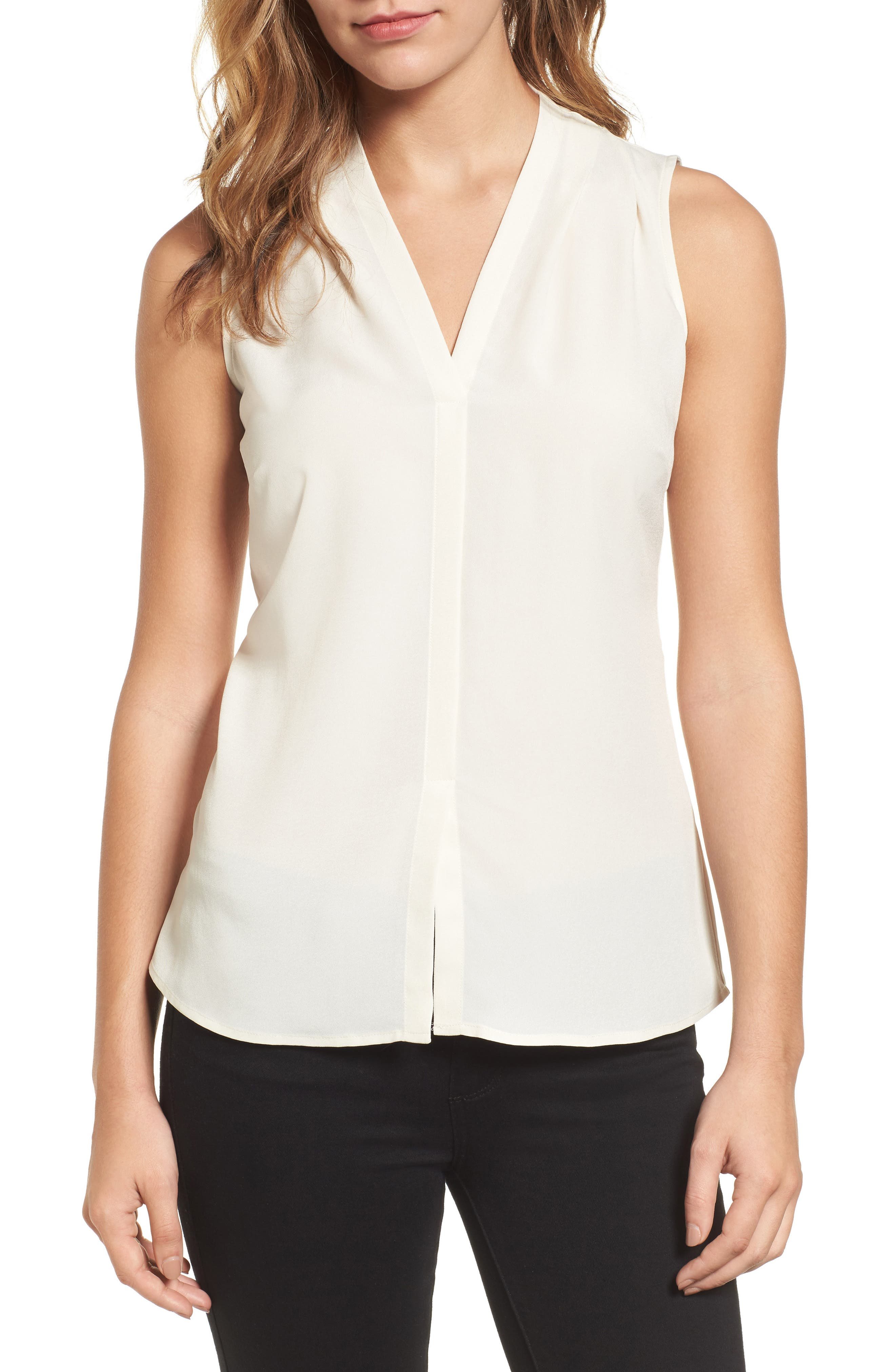 Day to Night Top,                         Main,                         color, Bone