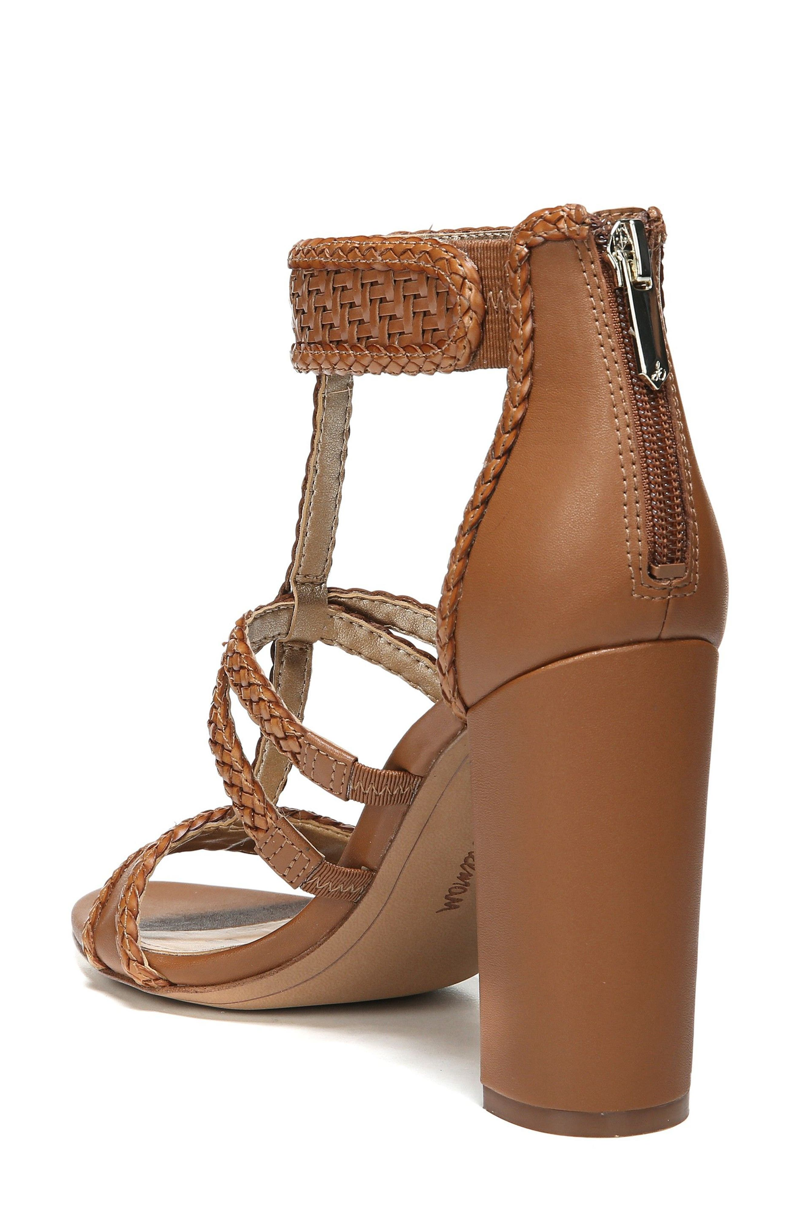 Alternate Image 2  - Sam Edelman Yordana Woven T-Strap Sandal (Women)