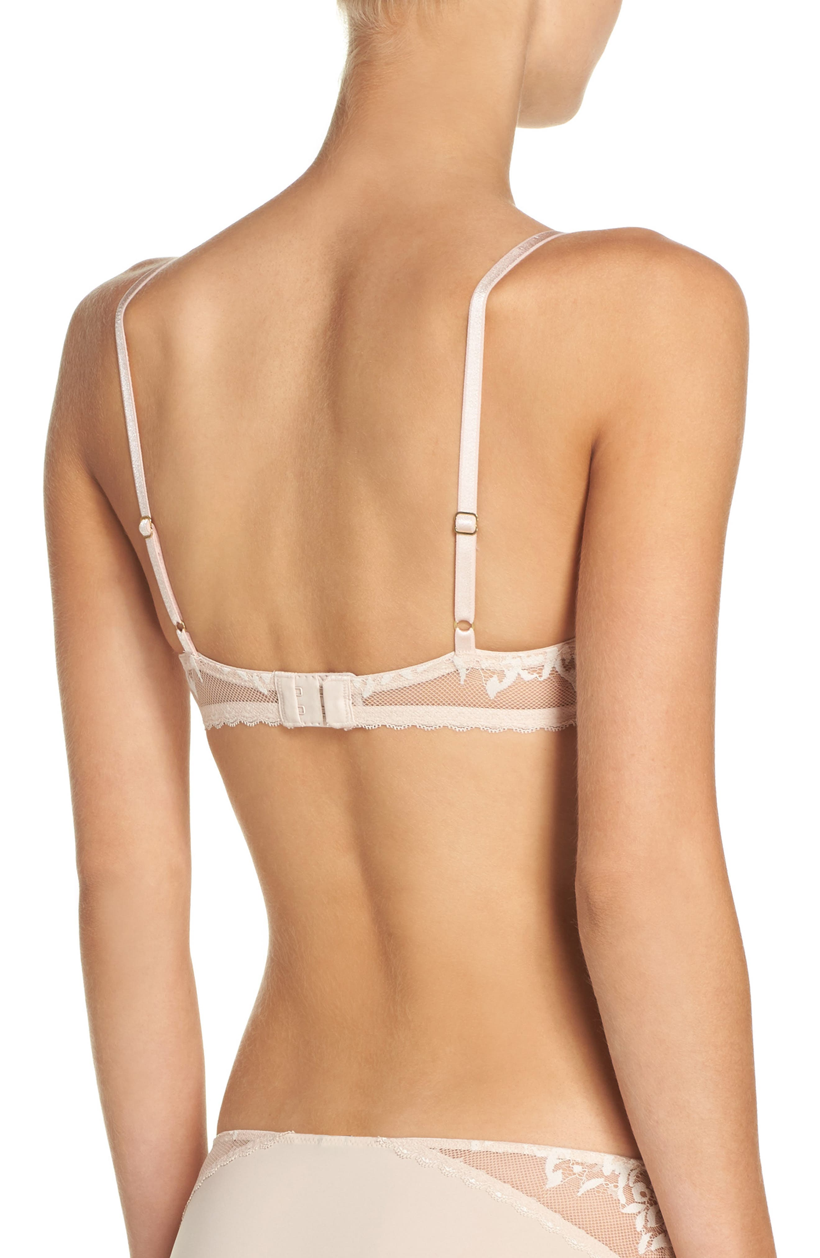 Alternate Image 2  - Natori Hypnotic Demi Underwire Bra