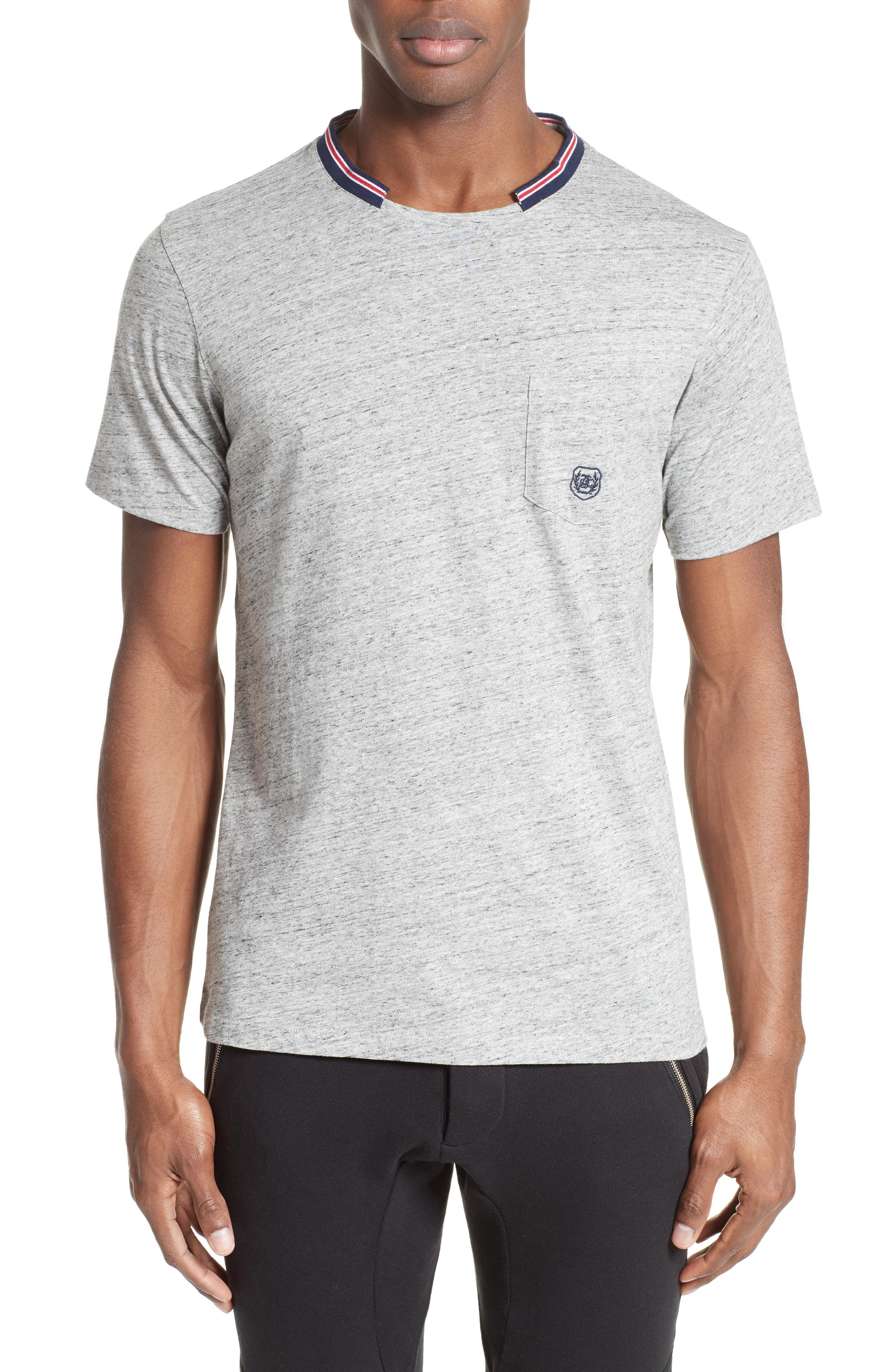 The Kooples Pocket T-Shirt