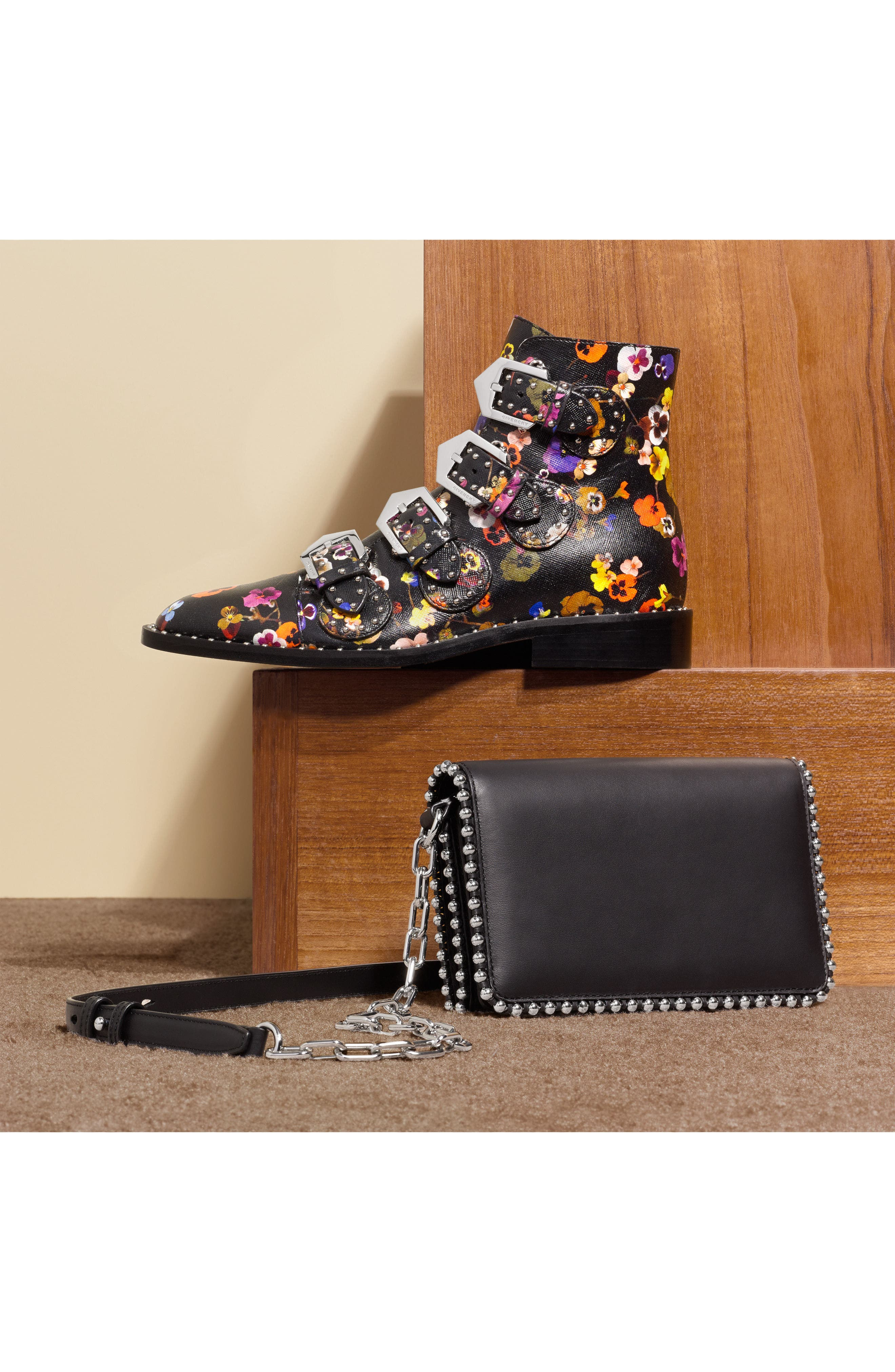 Prue Ankle Boot,                             Alternate thumbnail 4, color,