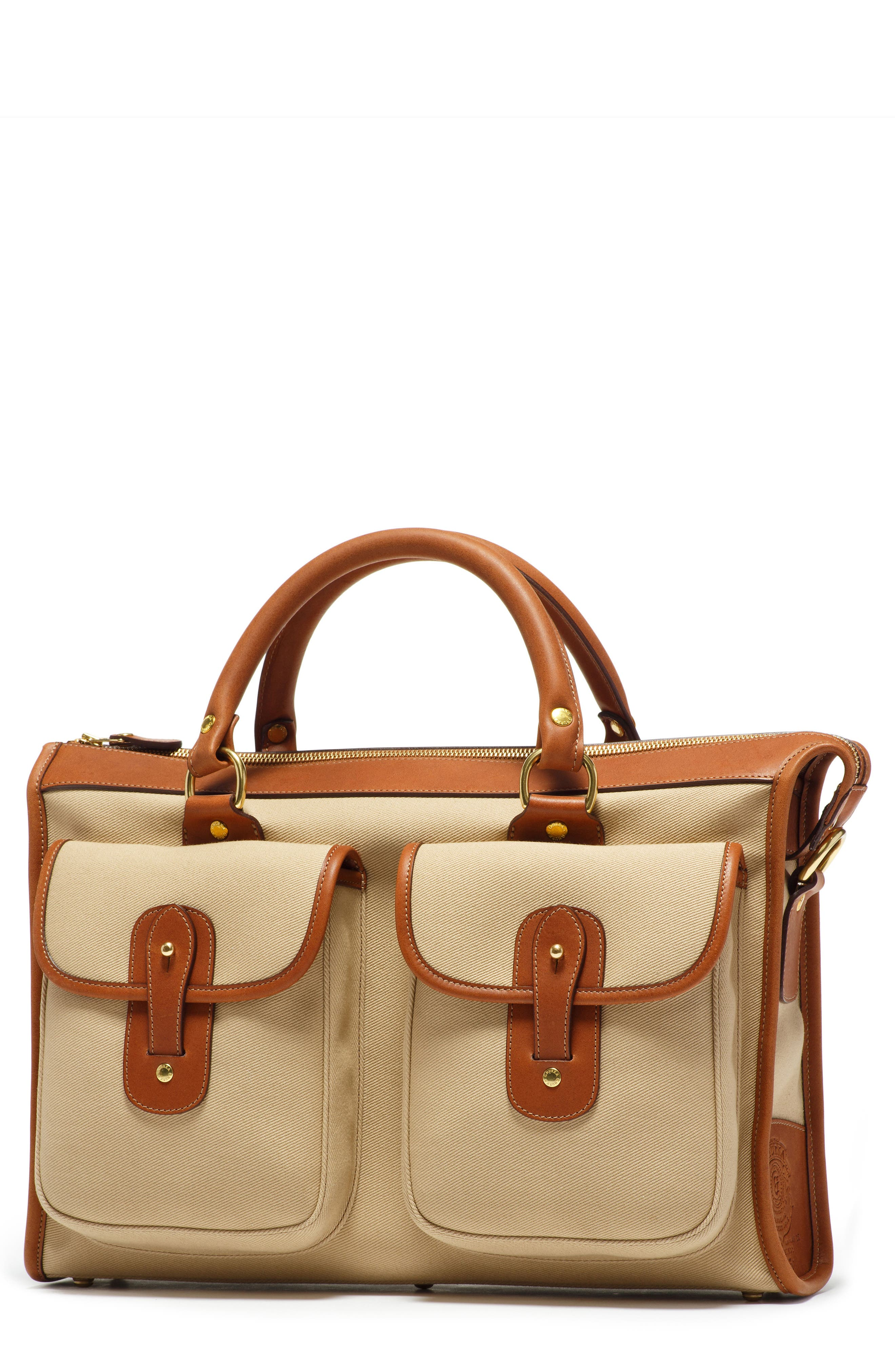 GHURKA Examiner Briefcase
