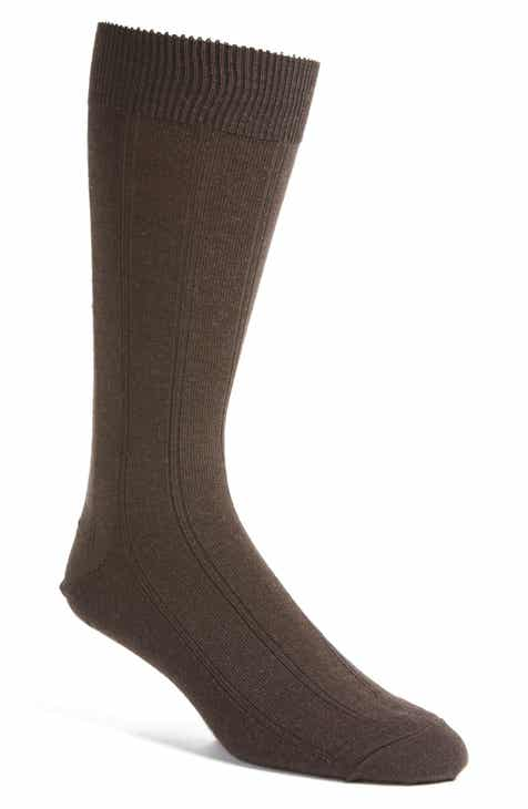 ad0c23560dd7d Nordstrom Men's Shop Rib Wool Blend Socks (3 for $30)