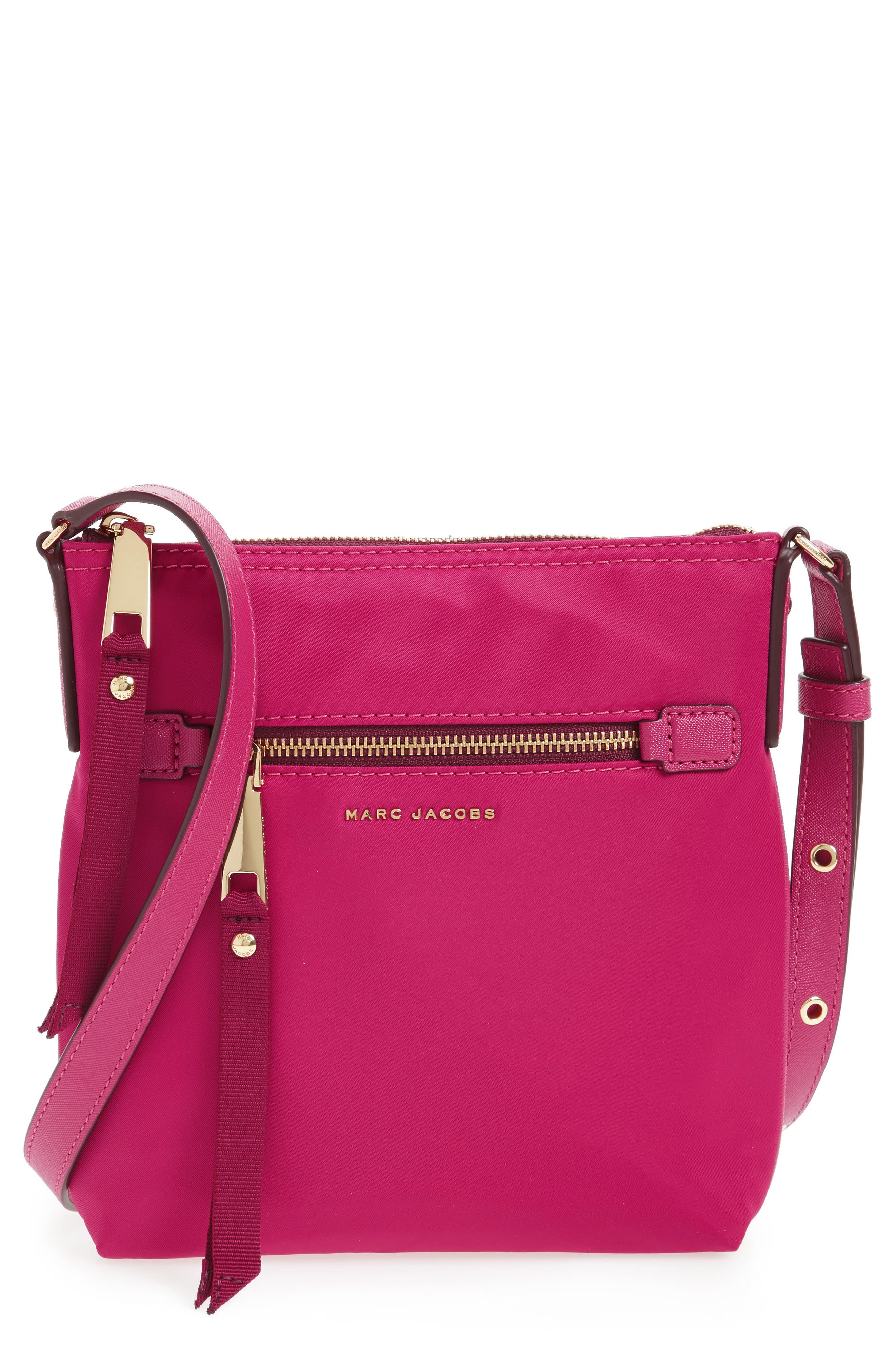 MARC JACOBS Trooper Nylon Crossbody Bag
