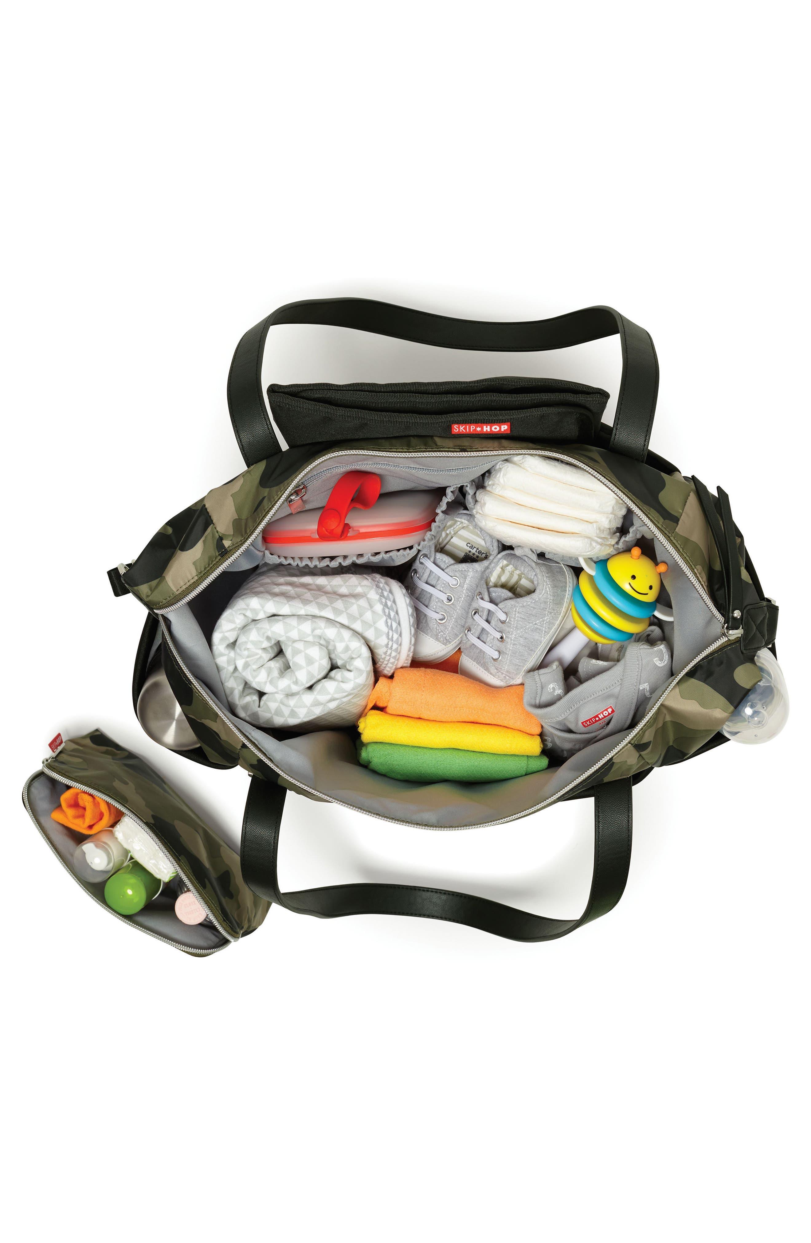 Alternate Image 3  - Skip Hop Nolita Diaper Bag