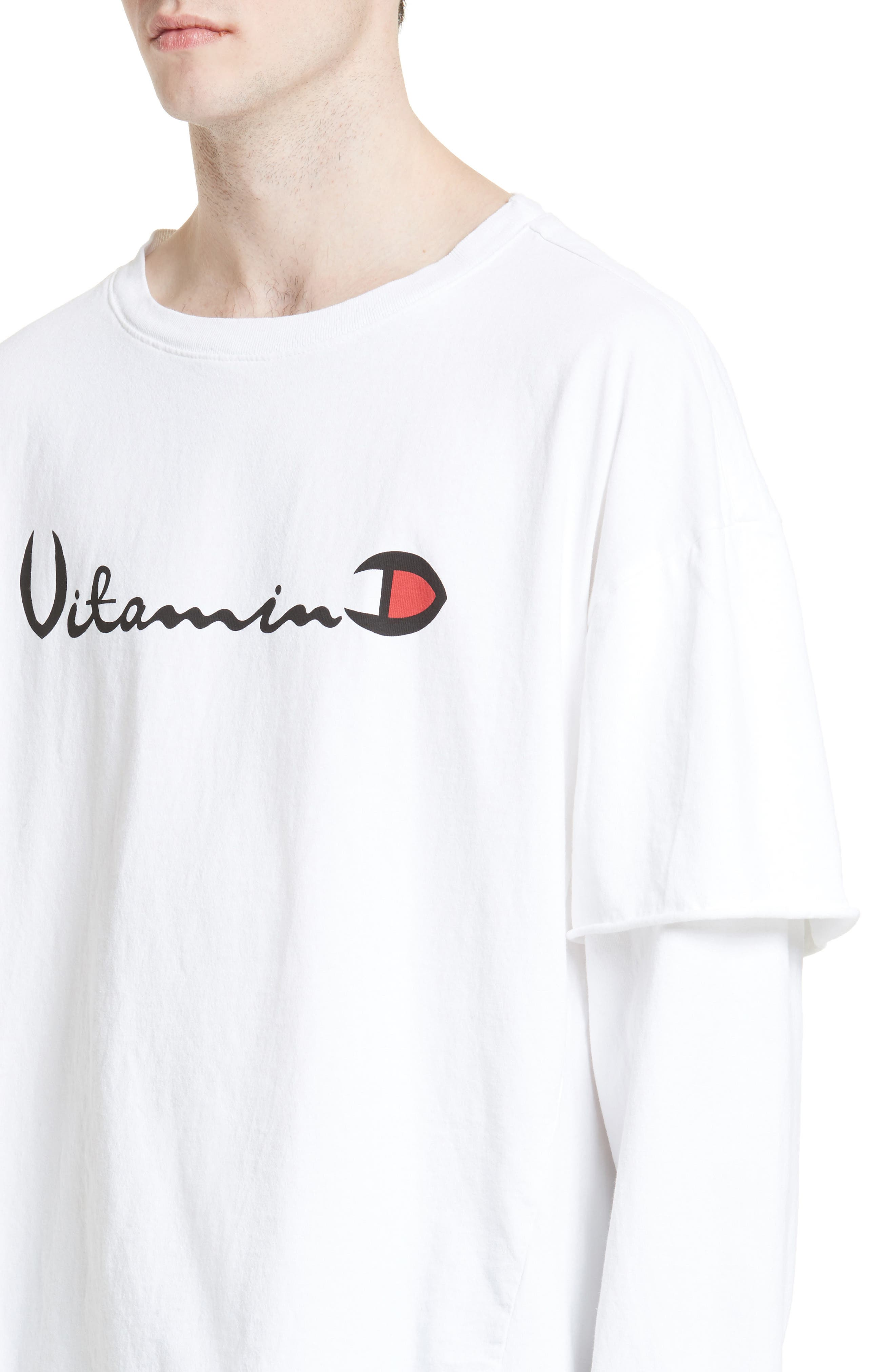 Alternate Image 4  - Drifter Filius Vitamin D Graphic T-Shirt