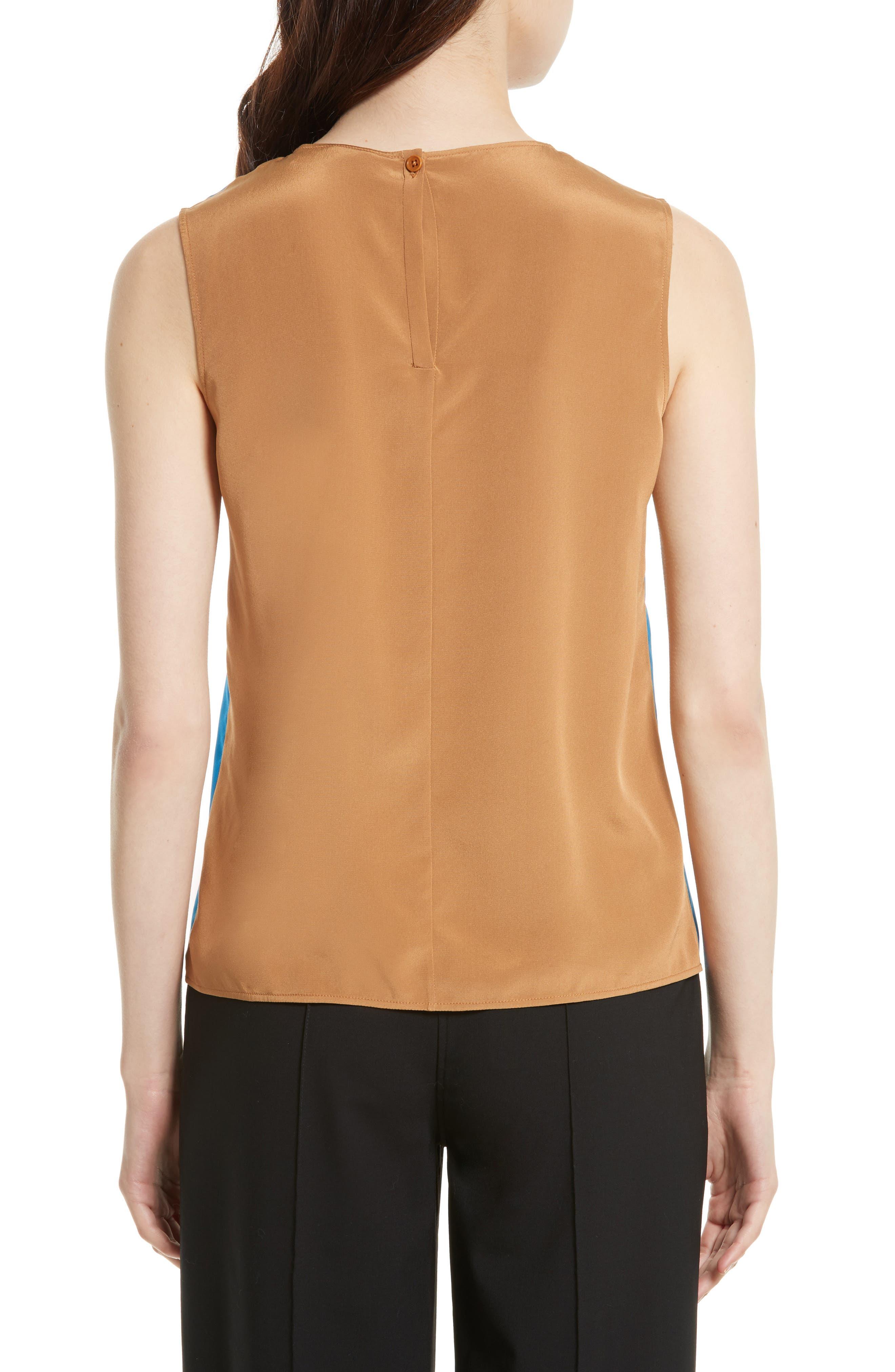 Alternate Image 3  - Diane von Furstenberg Silk Shell
