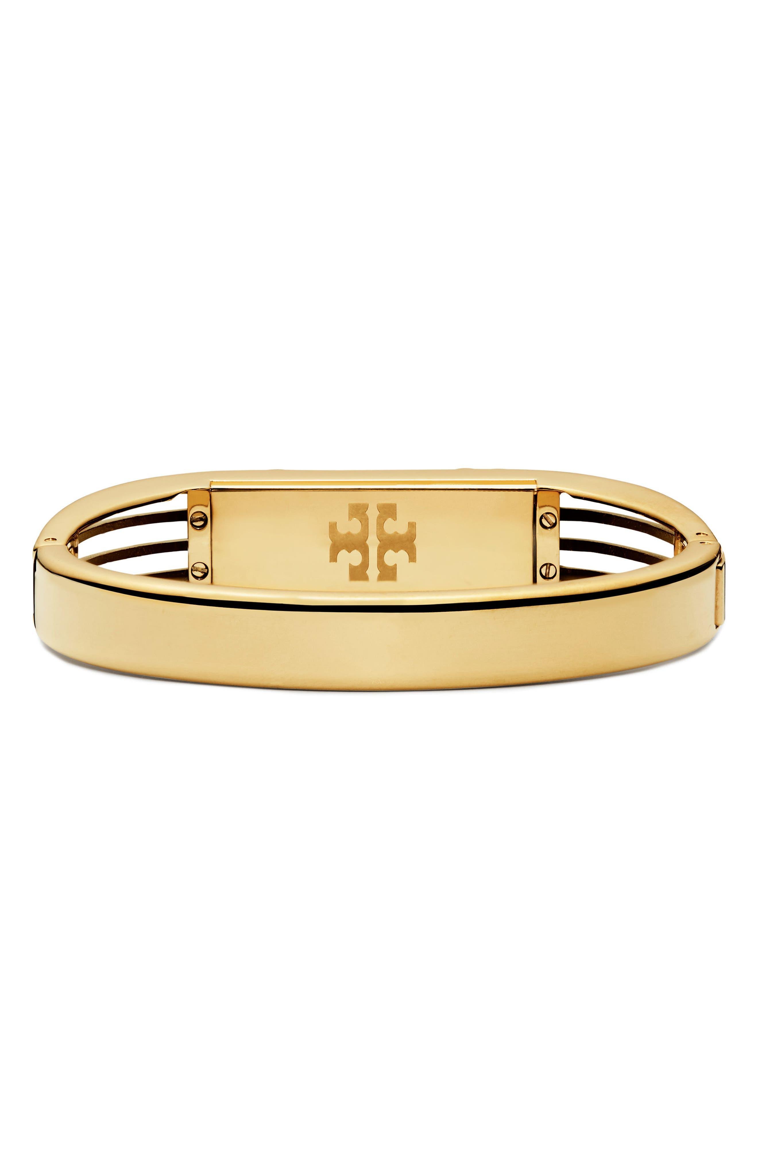 Alternate Image 2  - Tory Burch for Fitbit® Hinge Bracelet