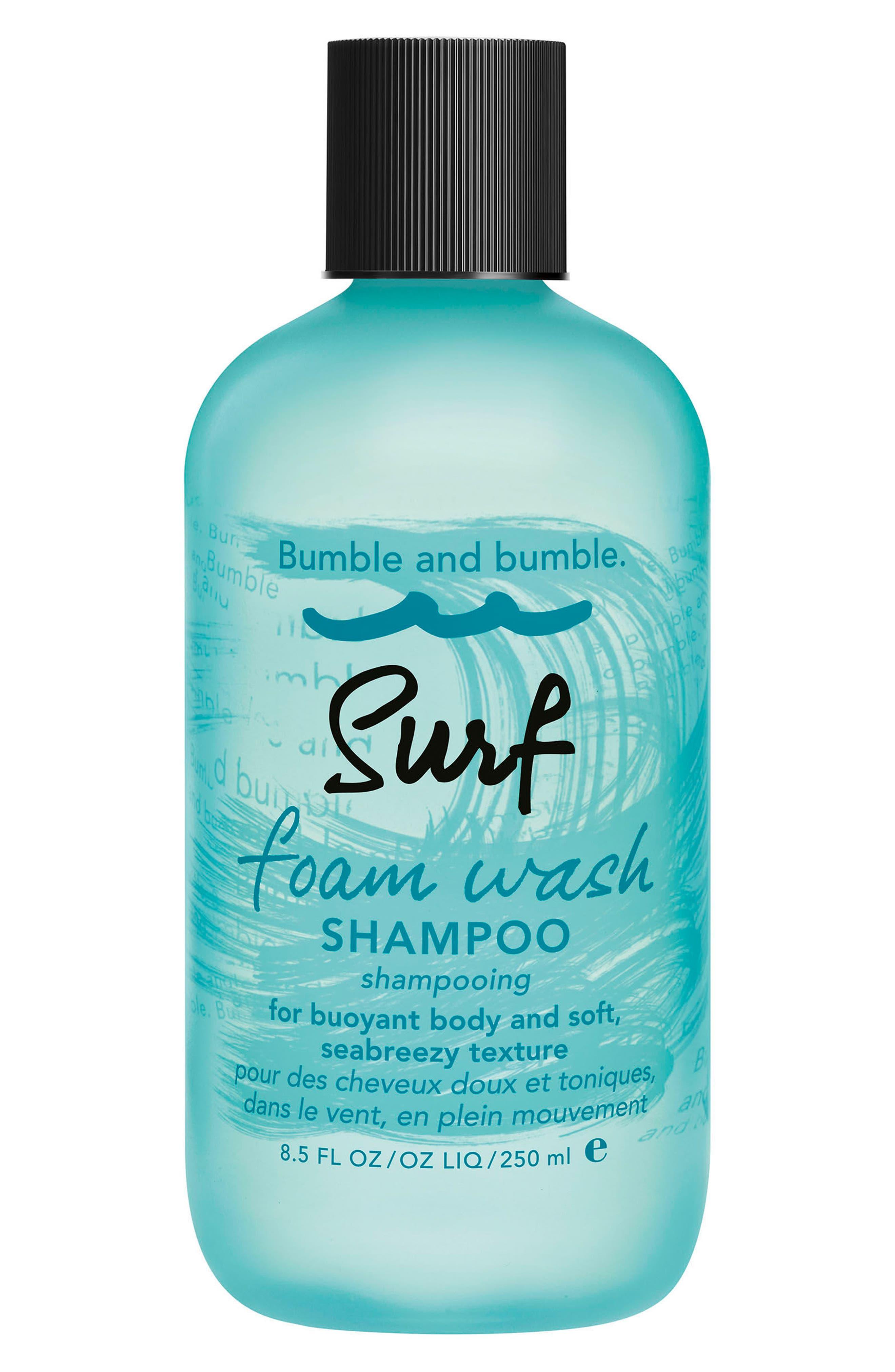 Surf Foam Wash Shampoo,                         Main,                         color, No Color