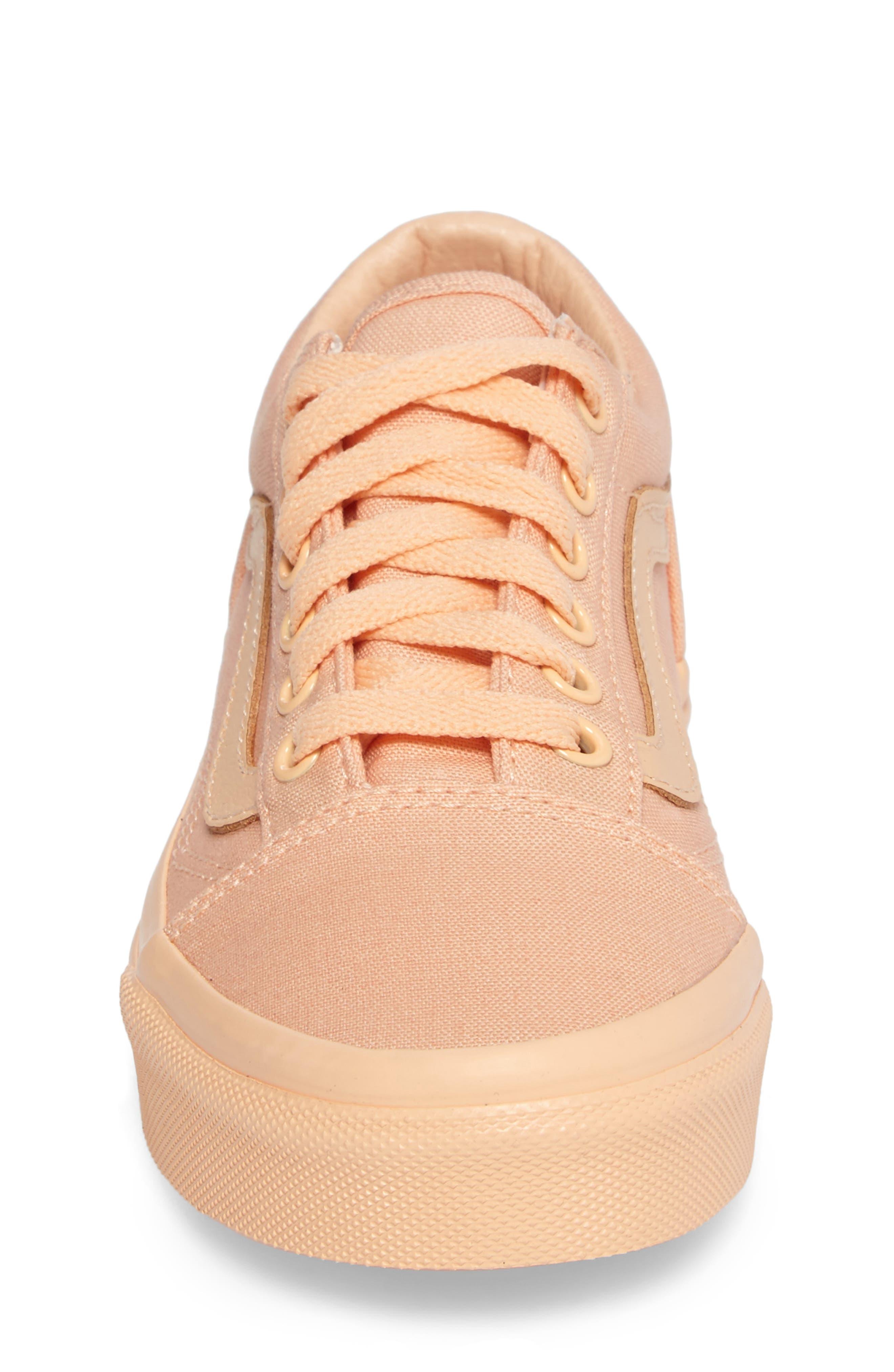 Alternate Image 4  - Vans Old Skool Sneaker (Baby, Walker, Toddler, Little Kid & Big Kid)